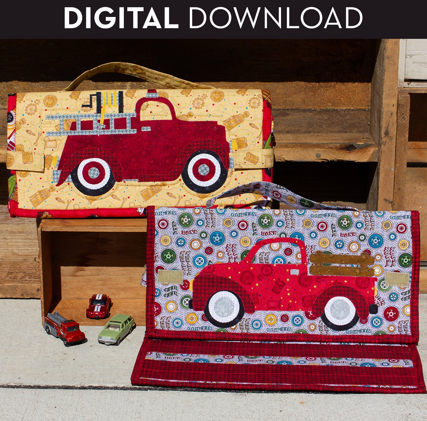 Caboodle Car Carrier - Download