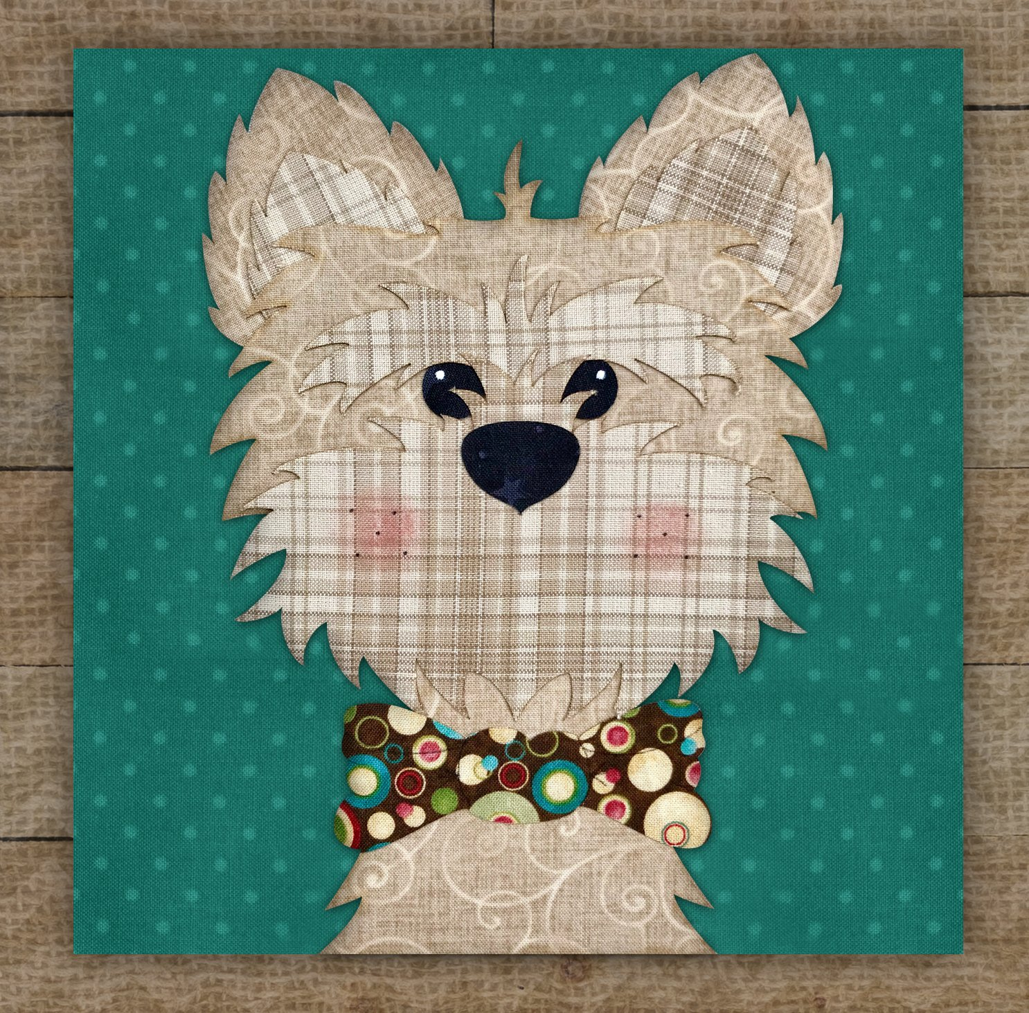 Cairn Terrier - Pattern