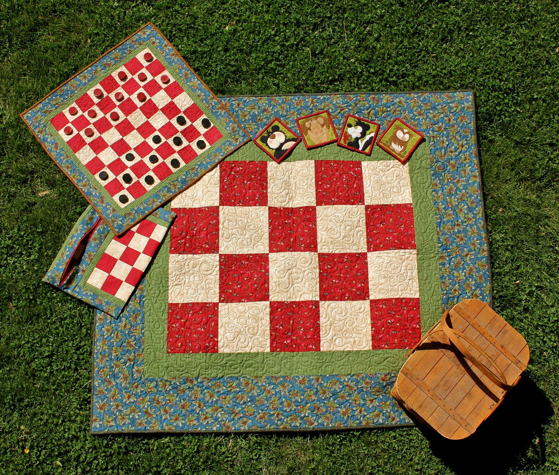 Checker's Anyone?