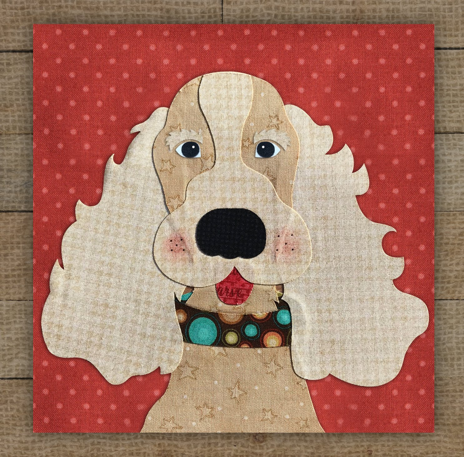 Cocker Spaniel - Pattern