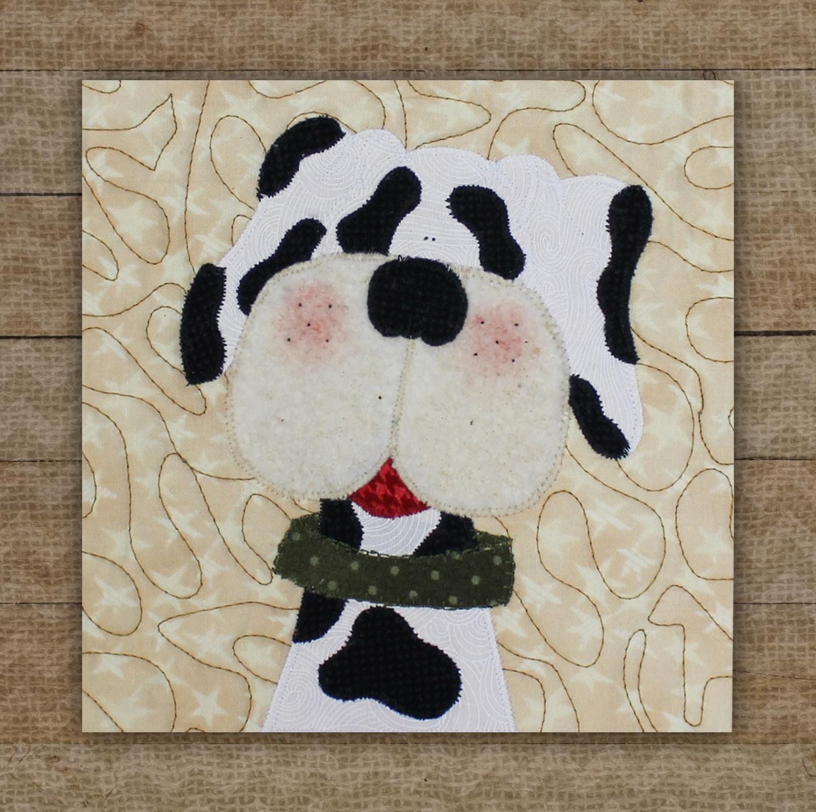 Dalmatian - Pattern