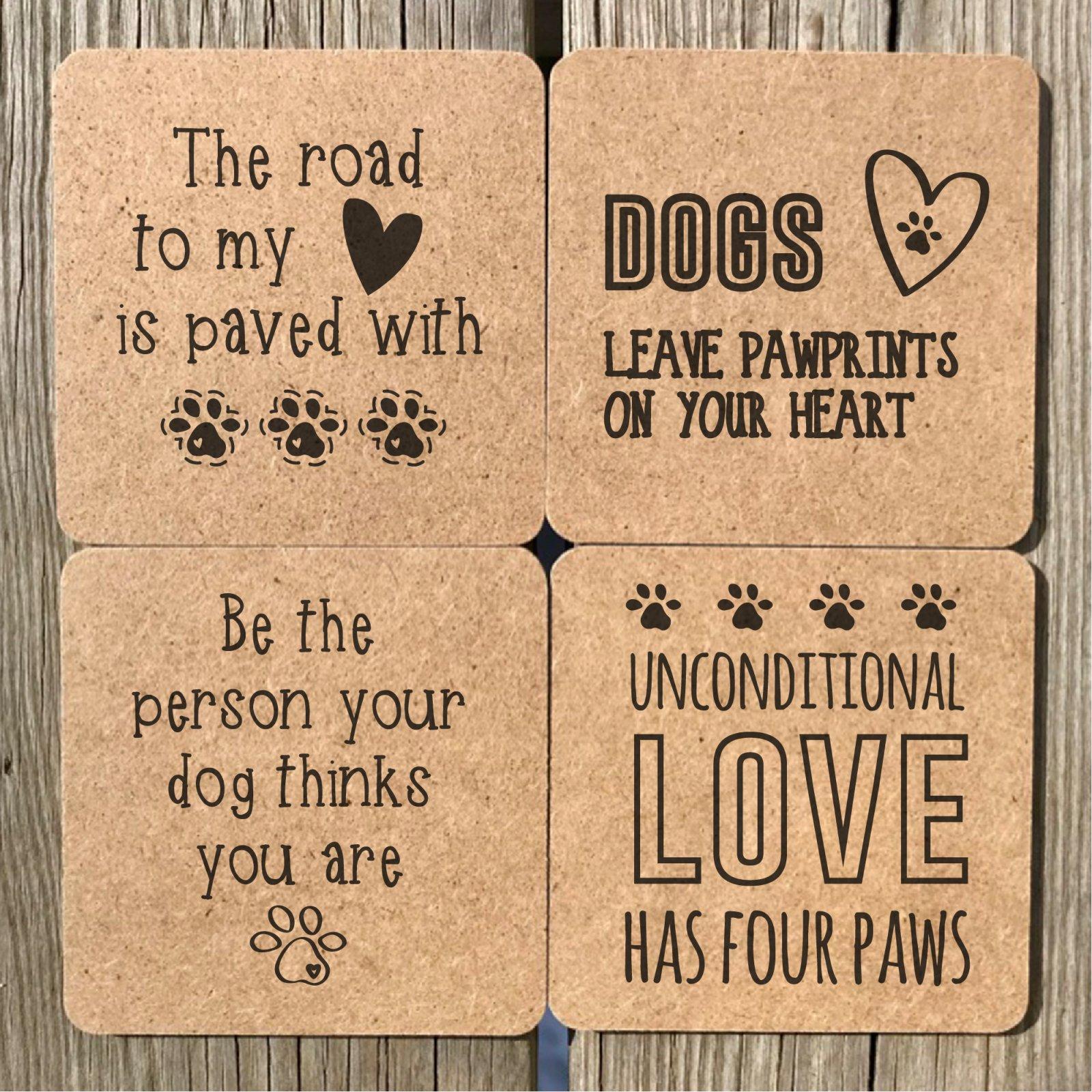 Doggy Coasters 2