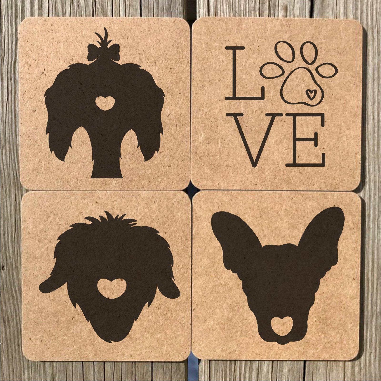 Doggy Coasters 5