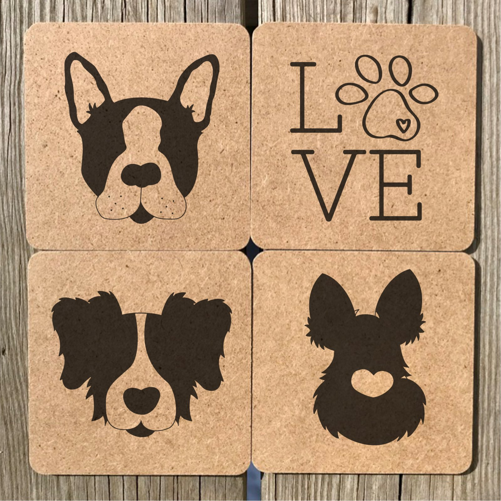 Doggy Coasters 7