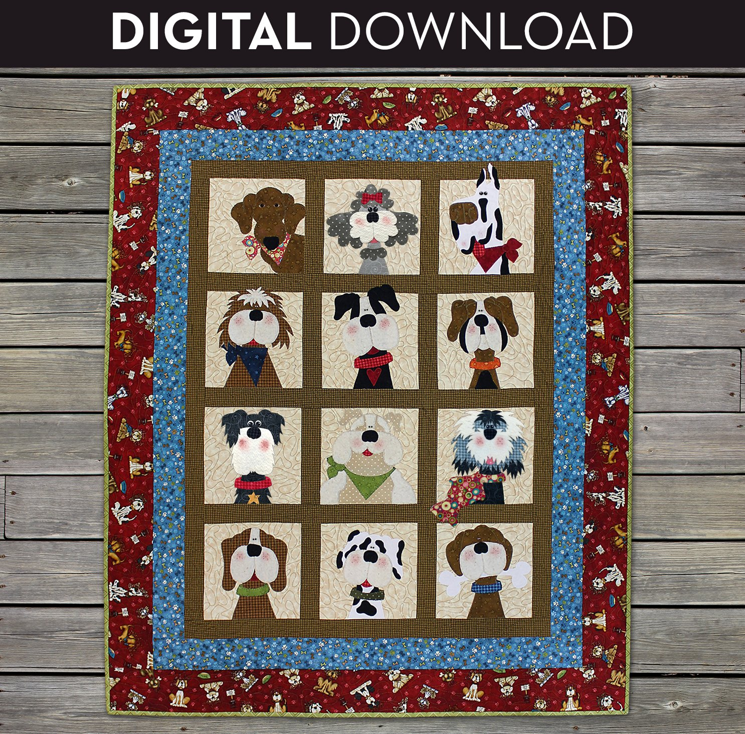 Dog Gone Cute - Download