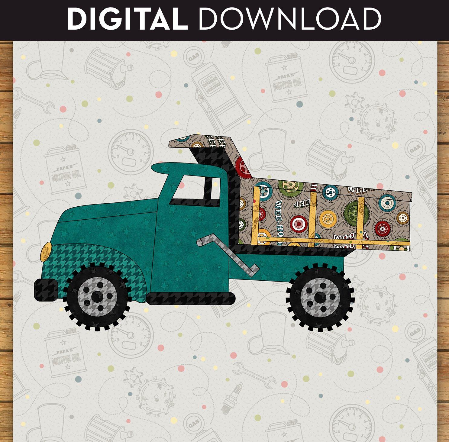 Dump Truck - Download