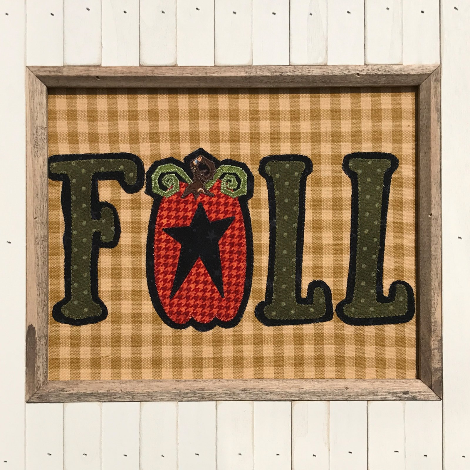 Fall Precut Fused Applique Pack