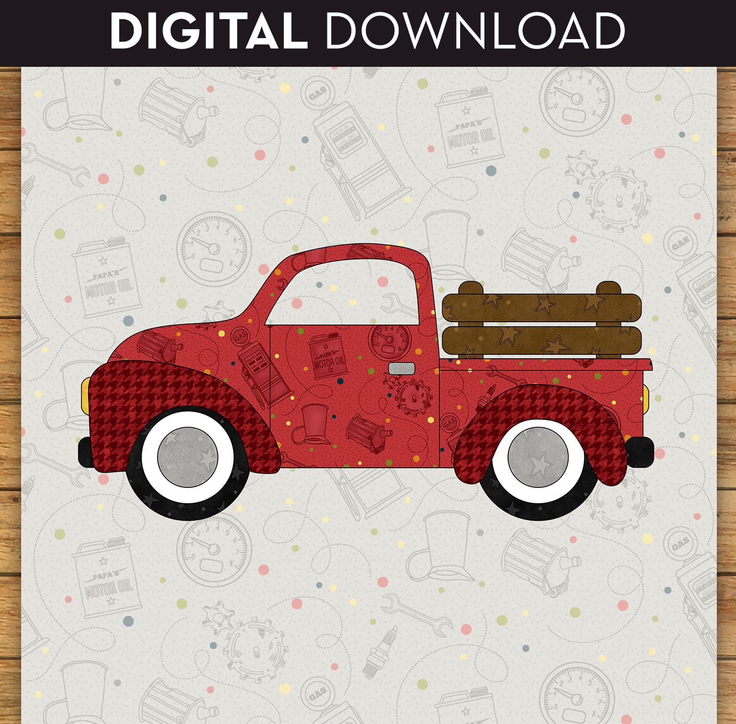 Farm Truck - Download