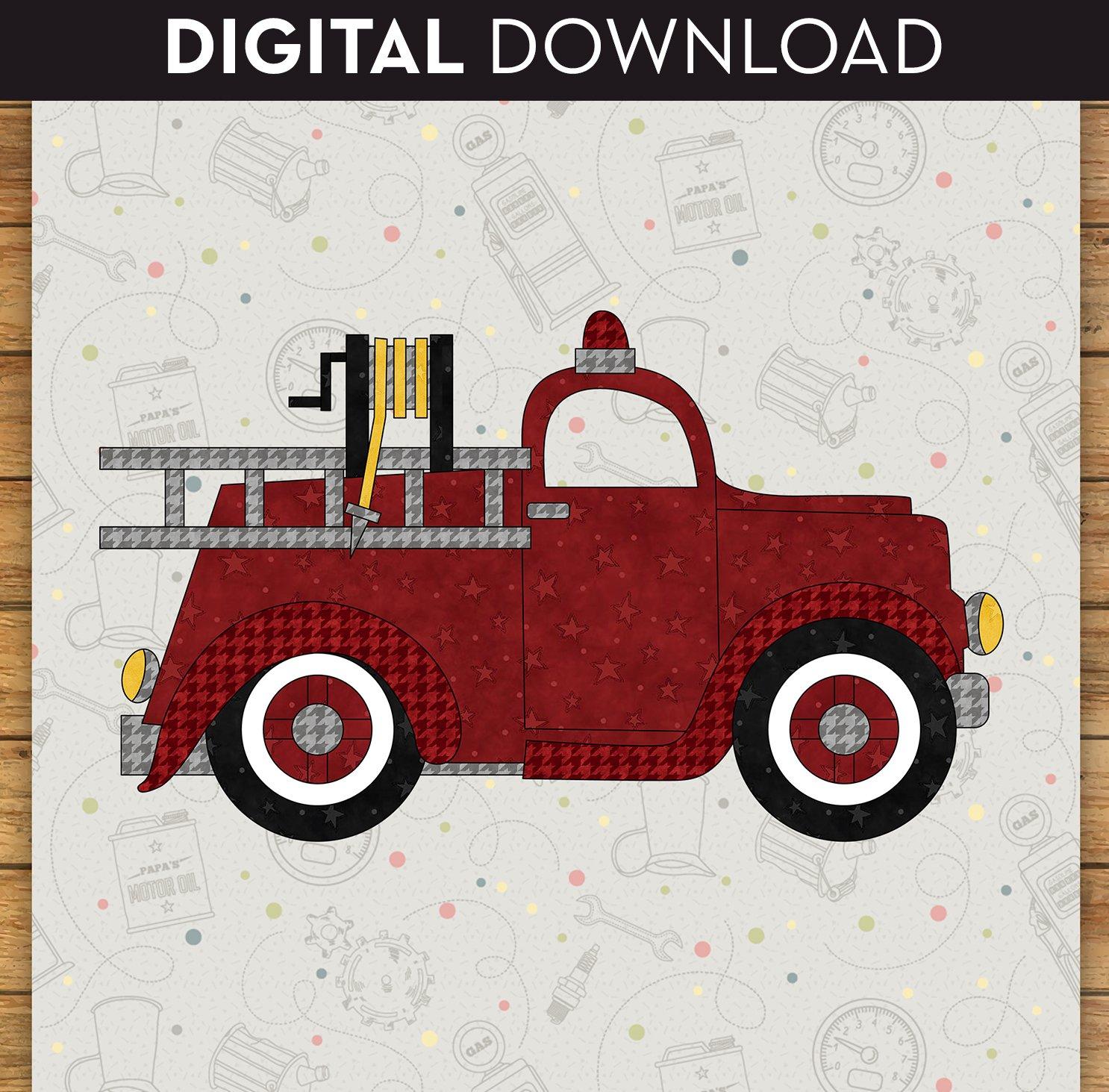Fire Truck - Download