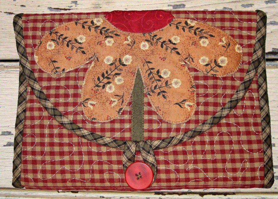 Flower Caboodle Doodle Pad