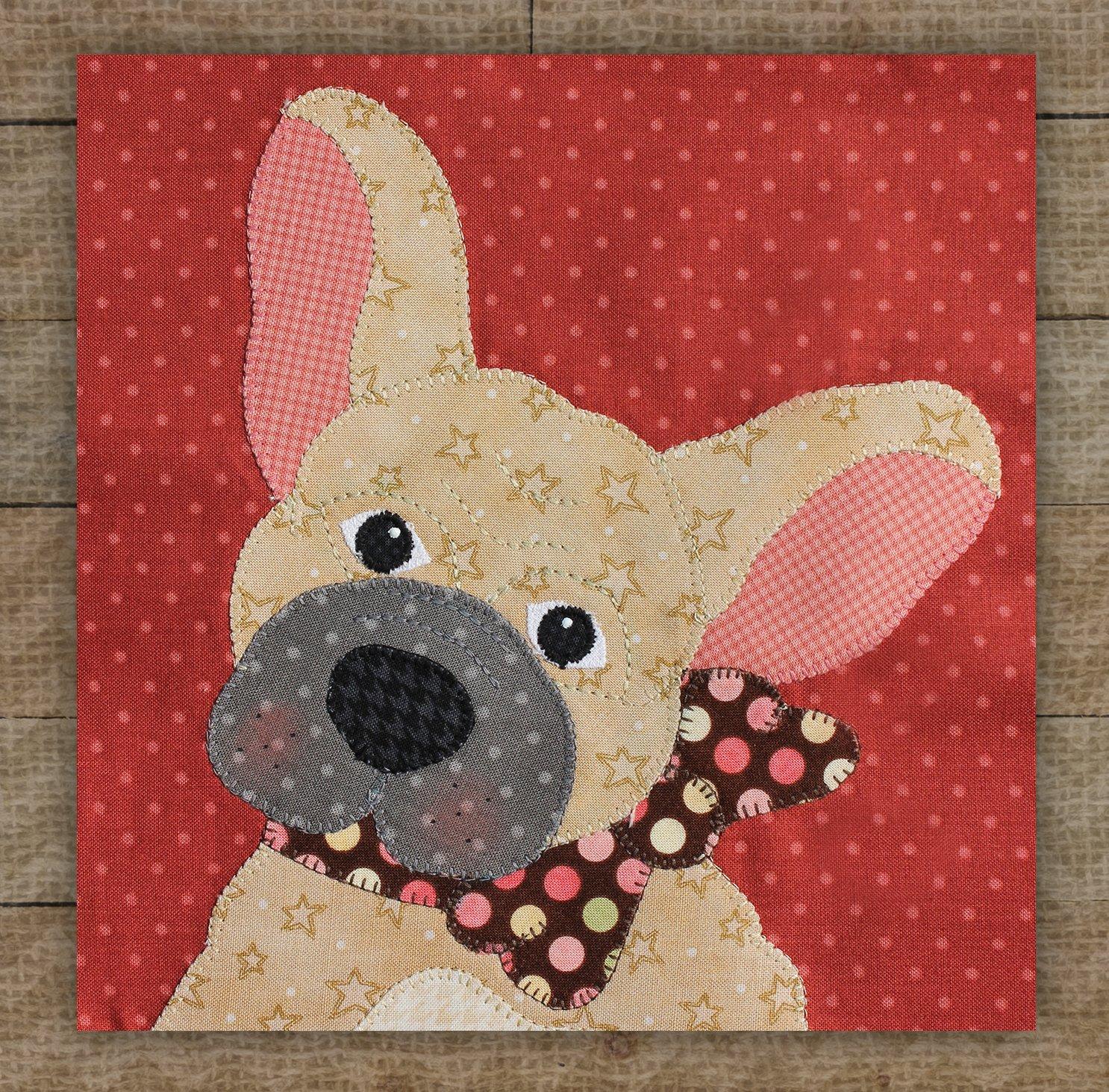 French Bulldog - Pattern