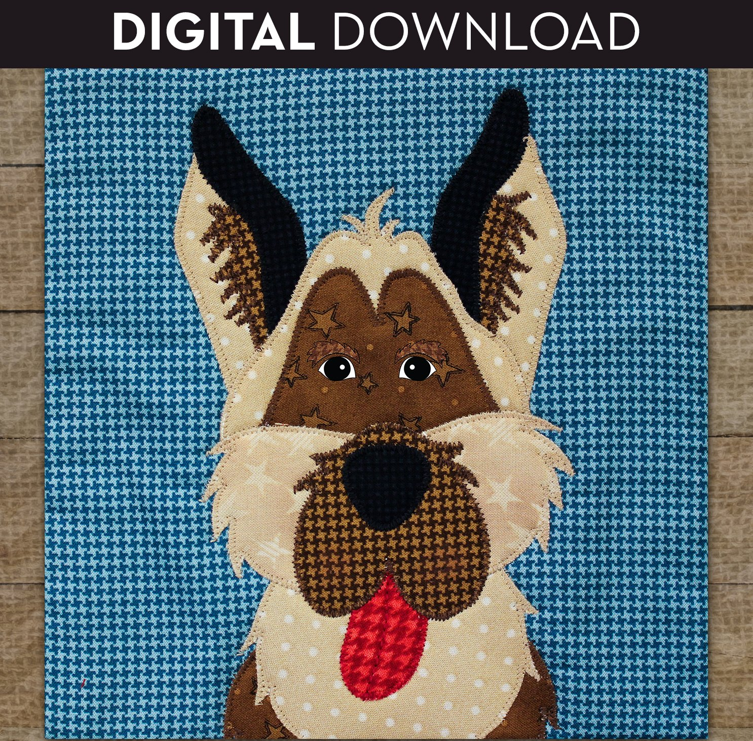 German Shepherd - Download