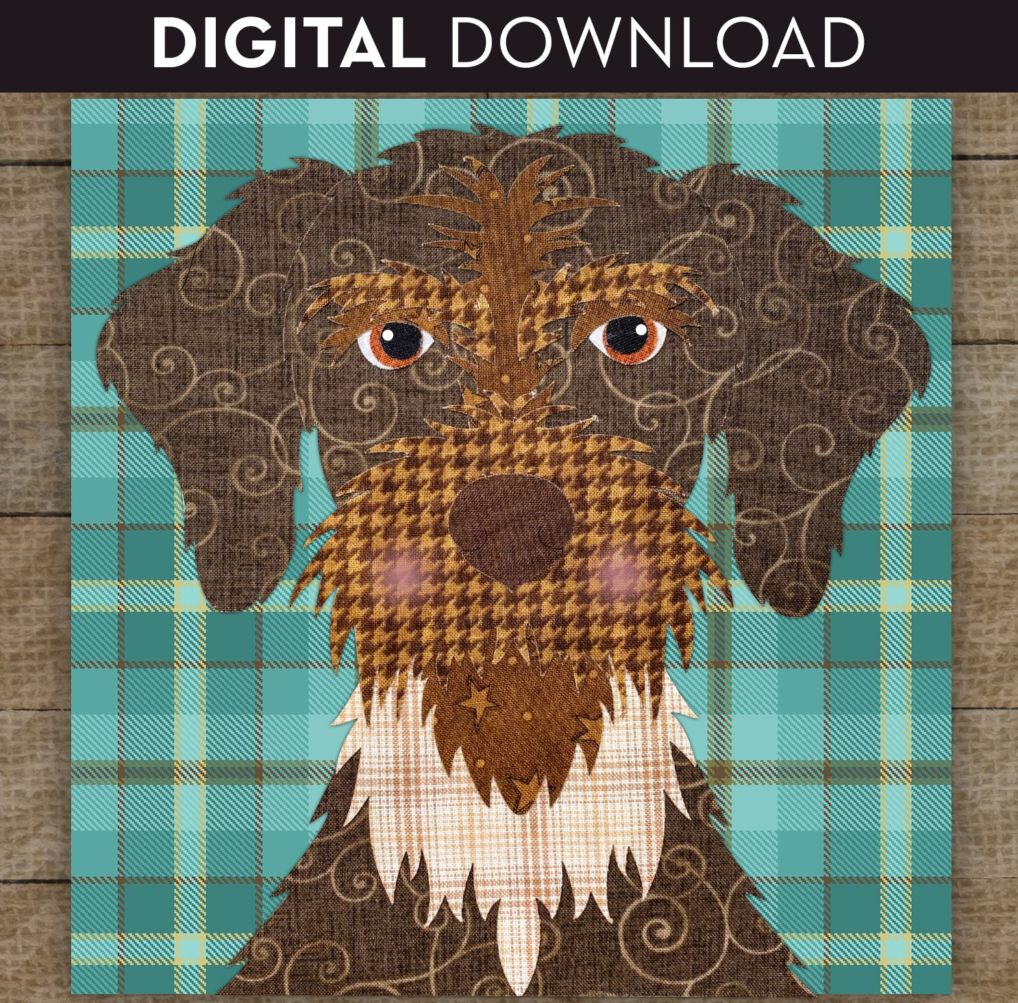 German Wirehaired Pointer - Download