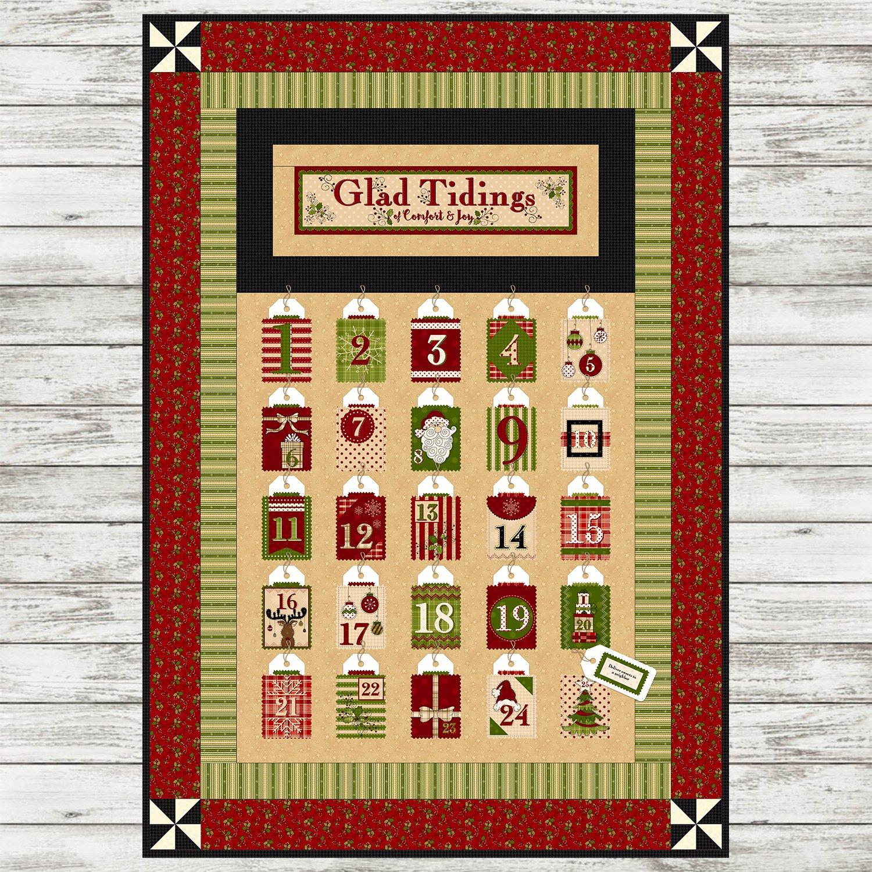 Glad Tidings Kindness Calendar Kit