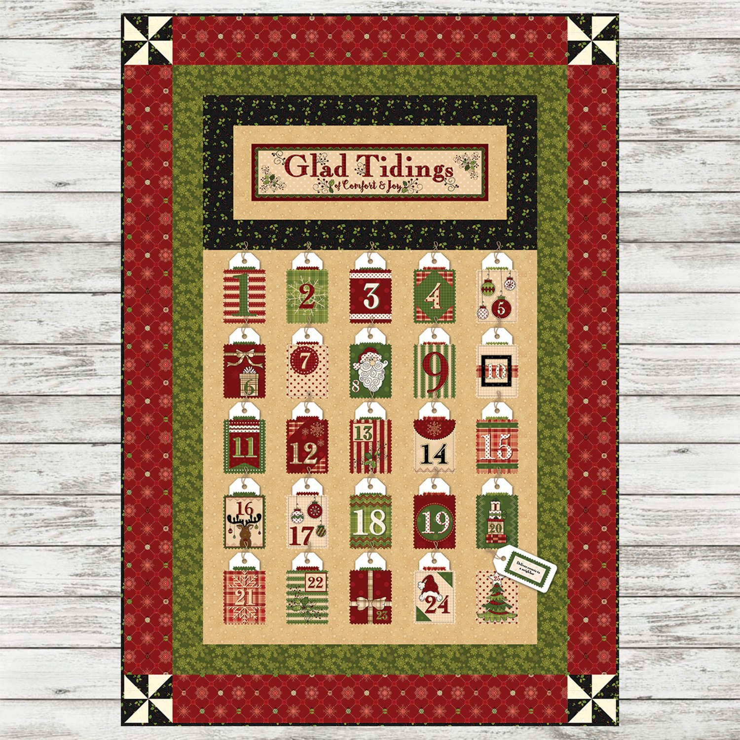 Glad Tidings Kindness Calendar Kit
