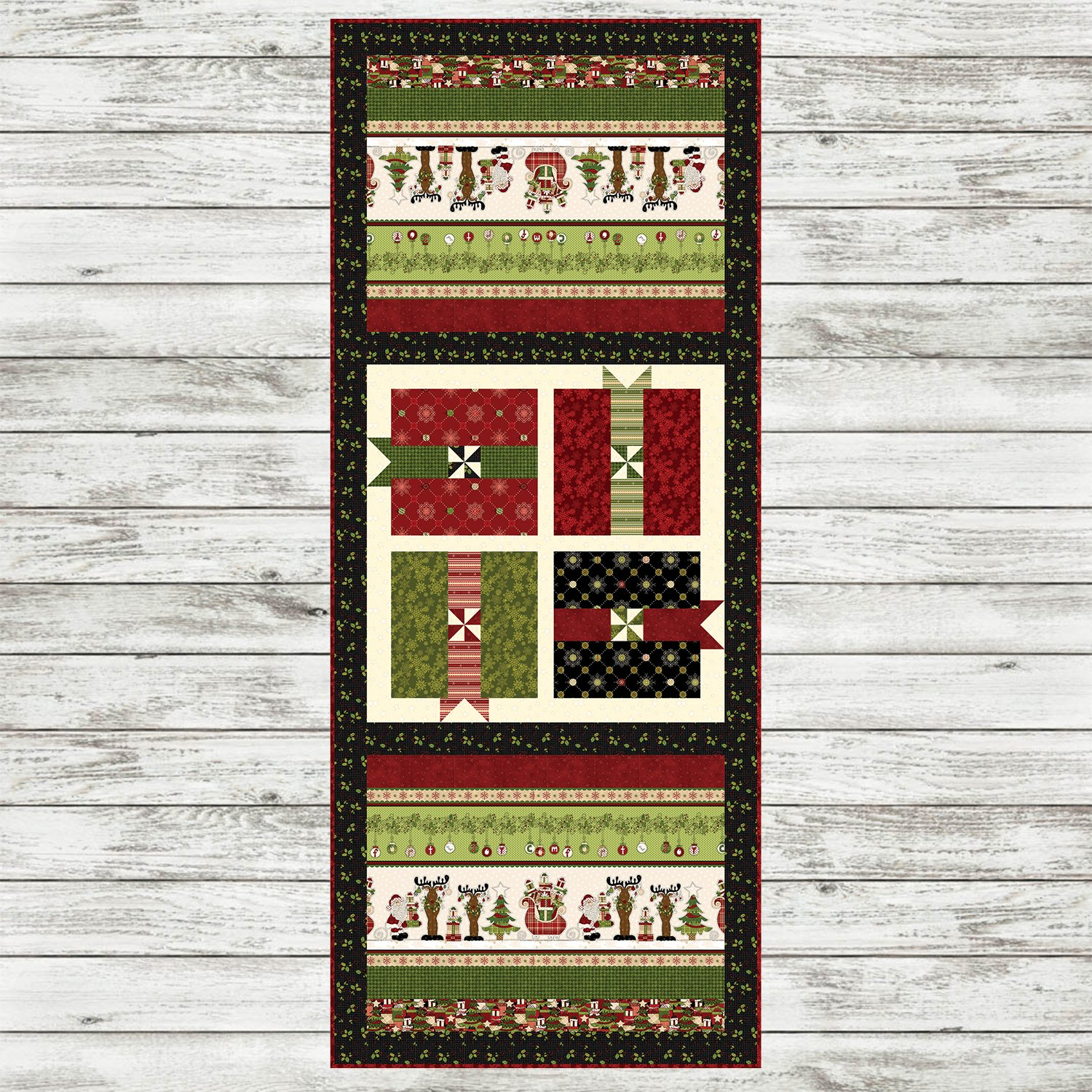 Glad Tidings Table Runner Kit