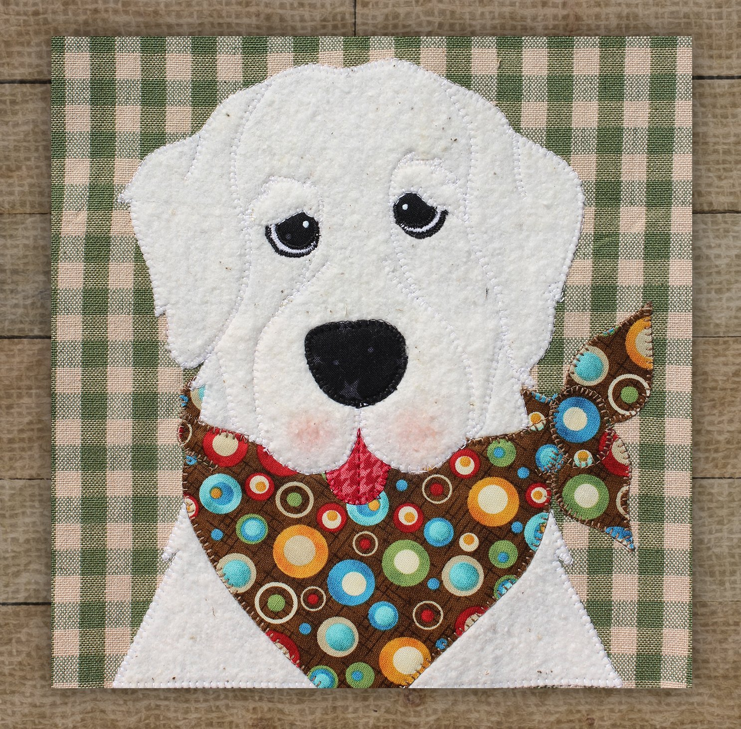 Great Pyrenees - Pattern