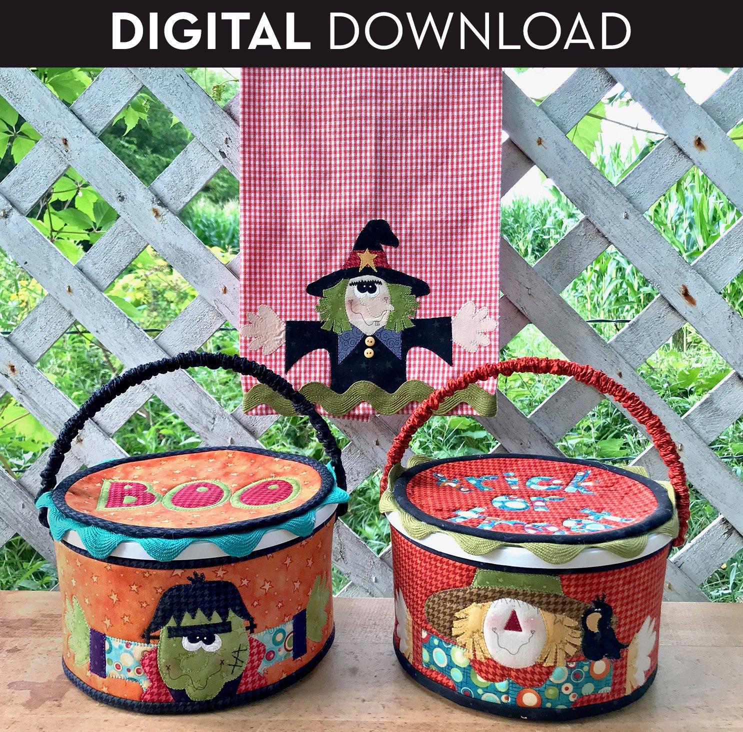 Halloween Bucket Buddies - Download