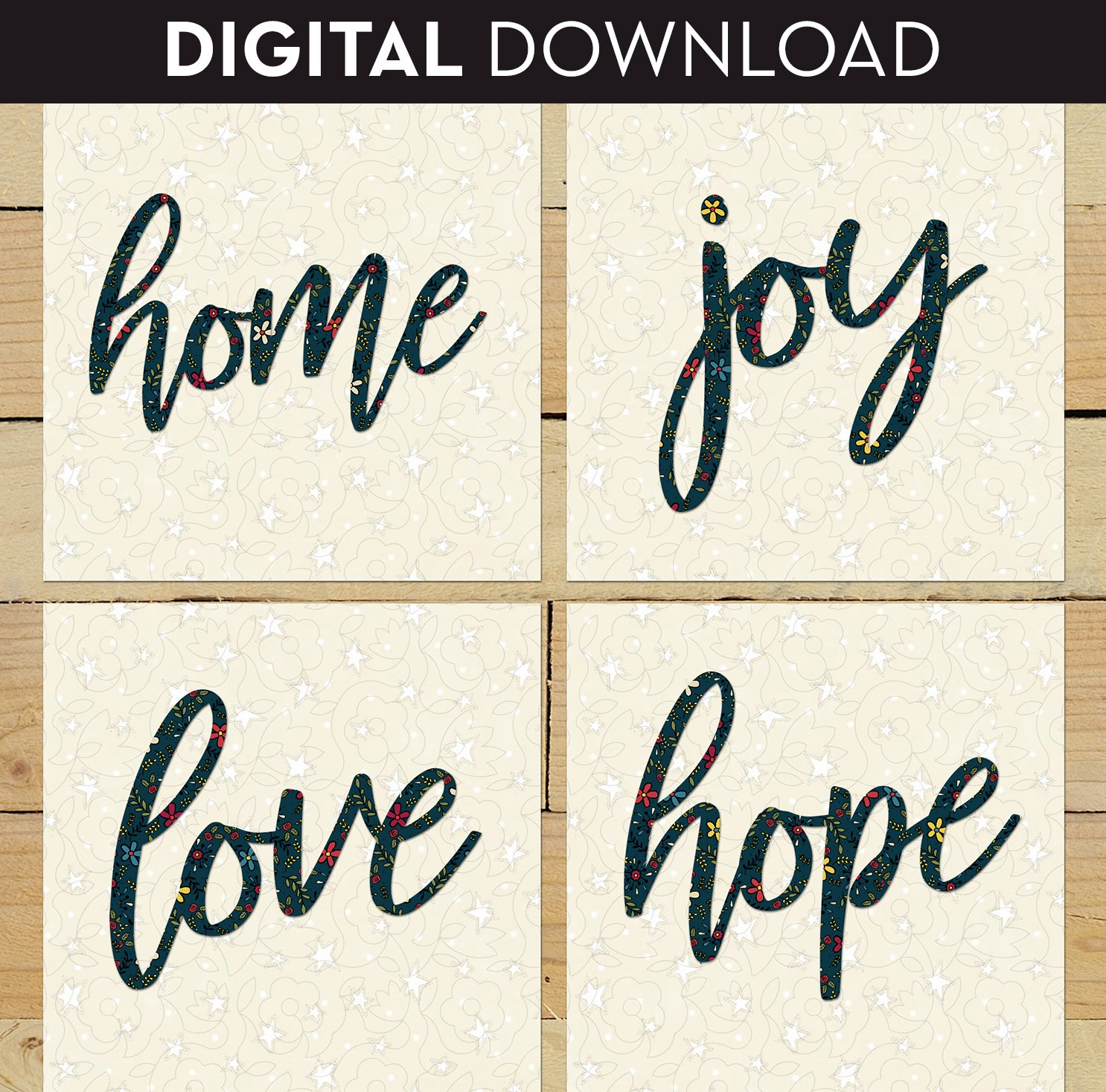 Home Joy Love Hope - Download