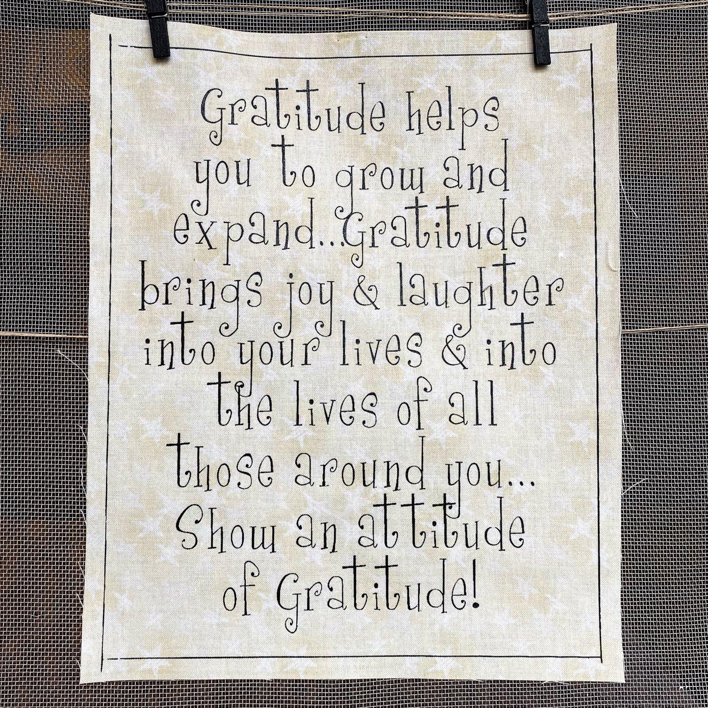 P-8: Gratitude helps you...