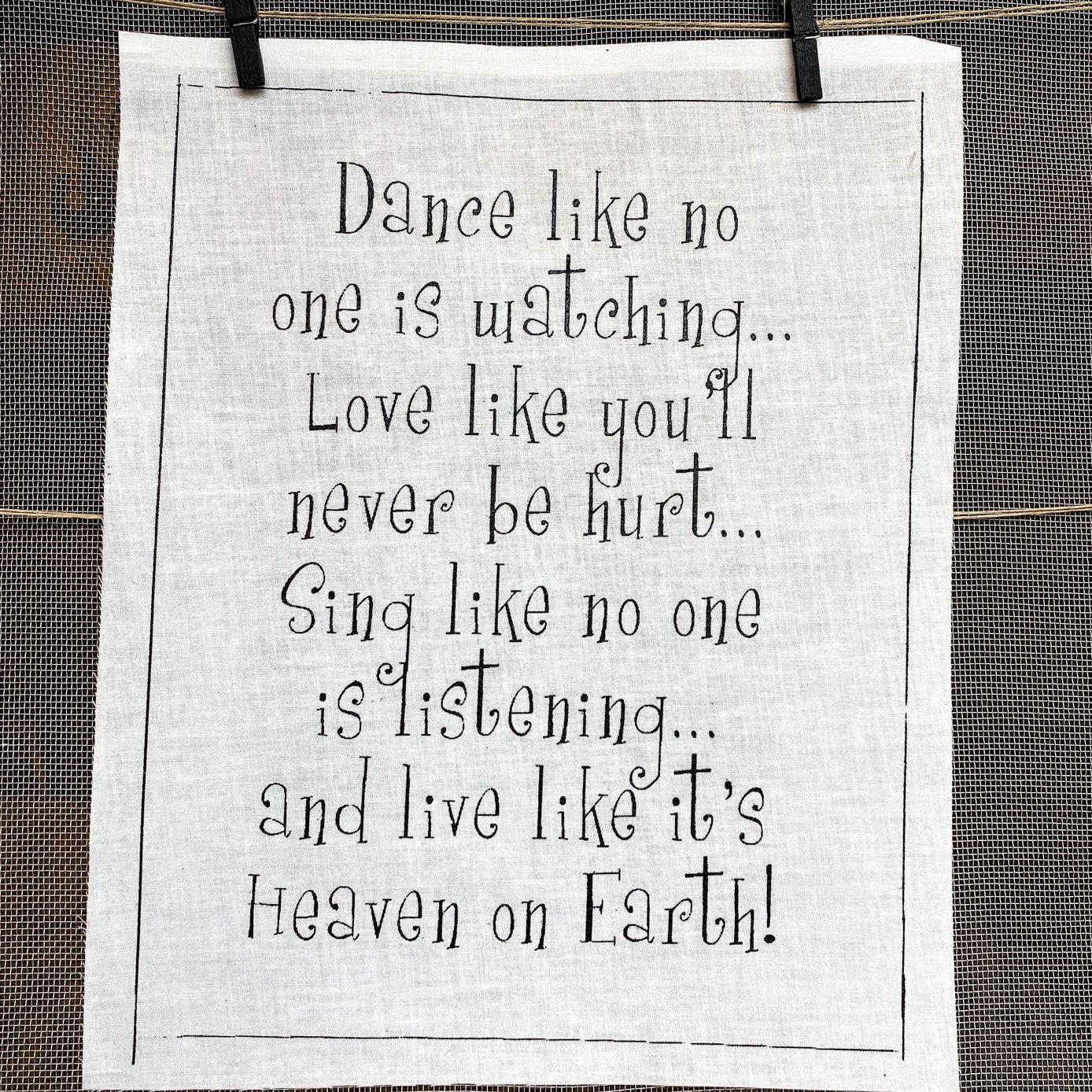 P-5: Dance like no one...