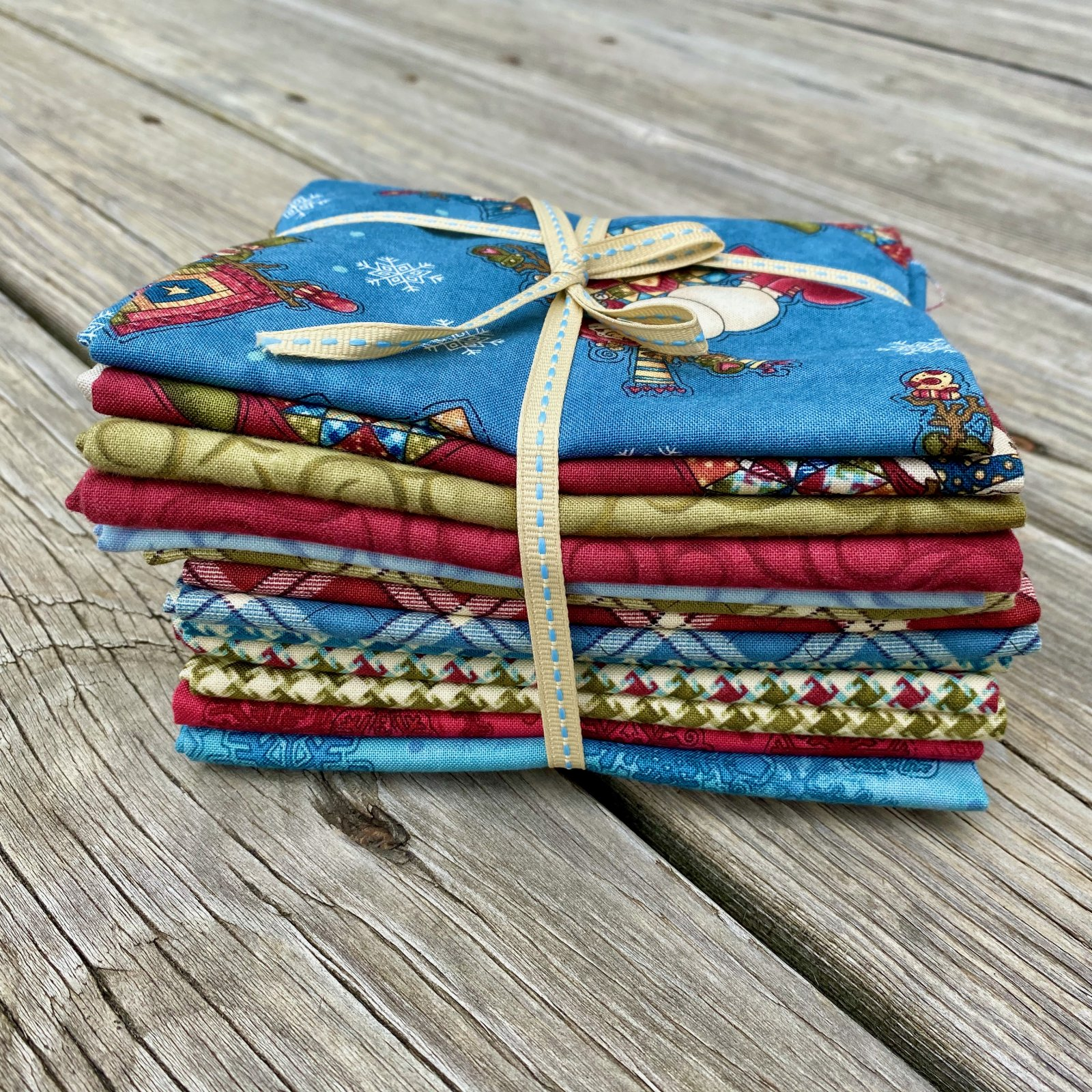 My Precious Quilt Fat Quarter Bundle