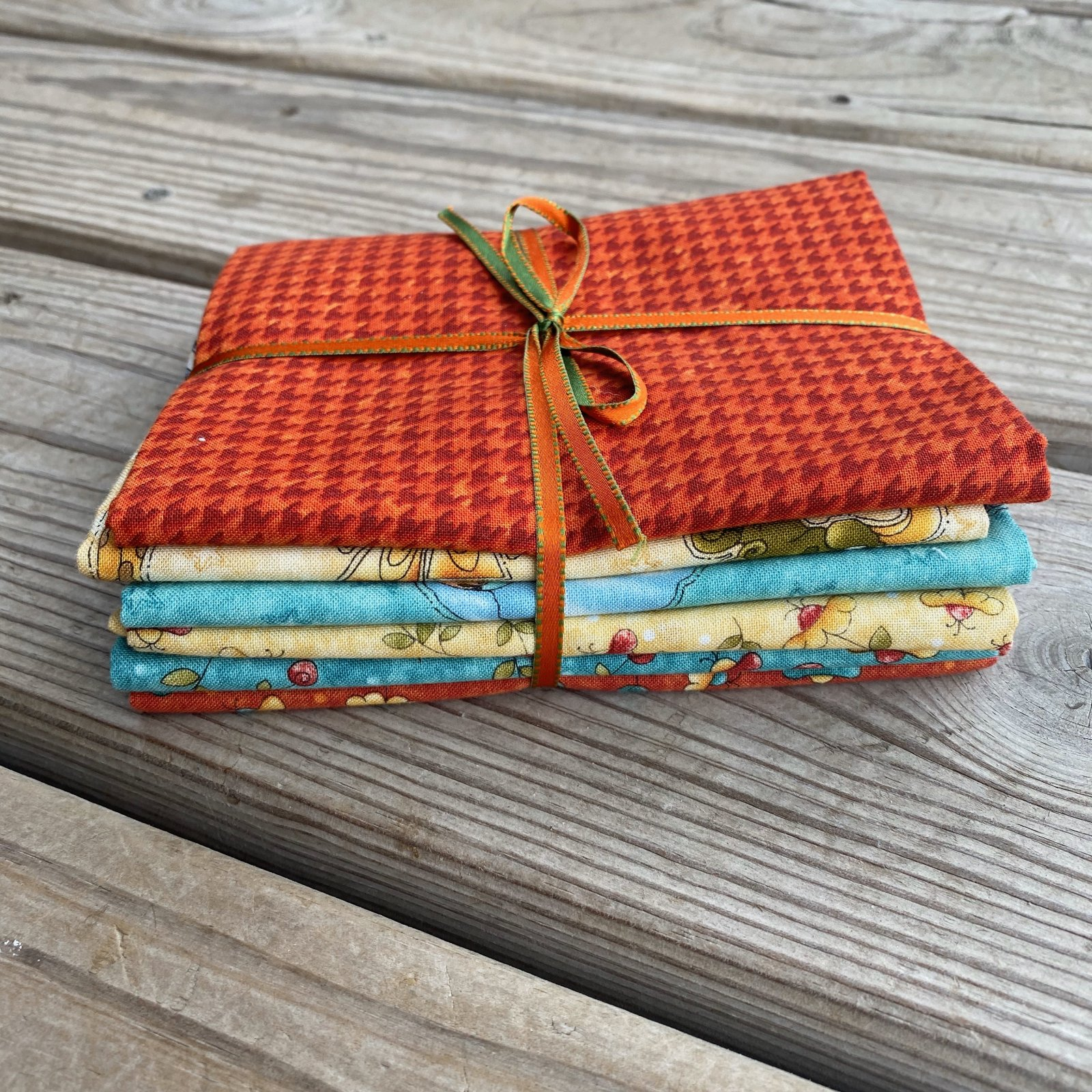 In The Beginning 2 Fat Quarter Bundle