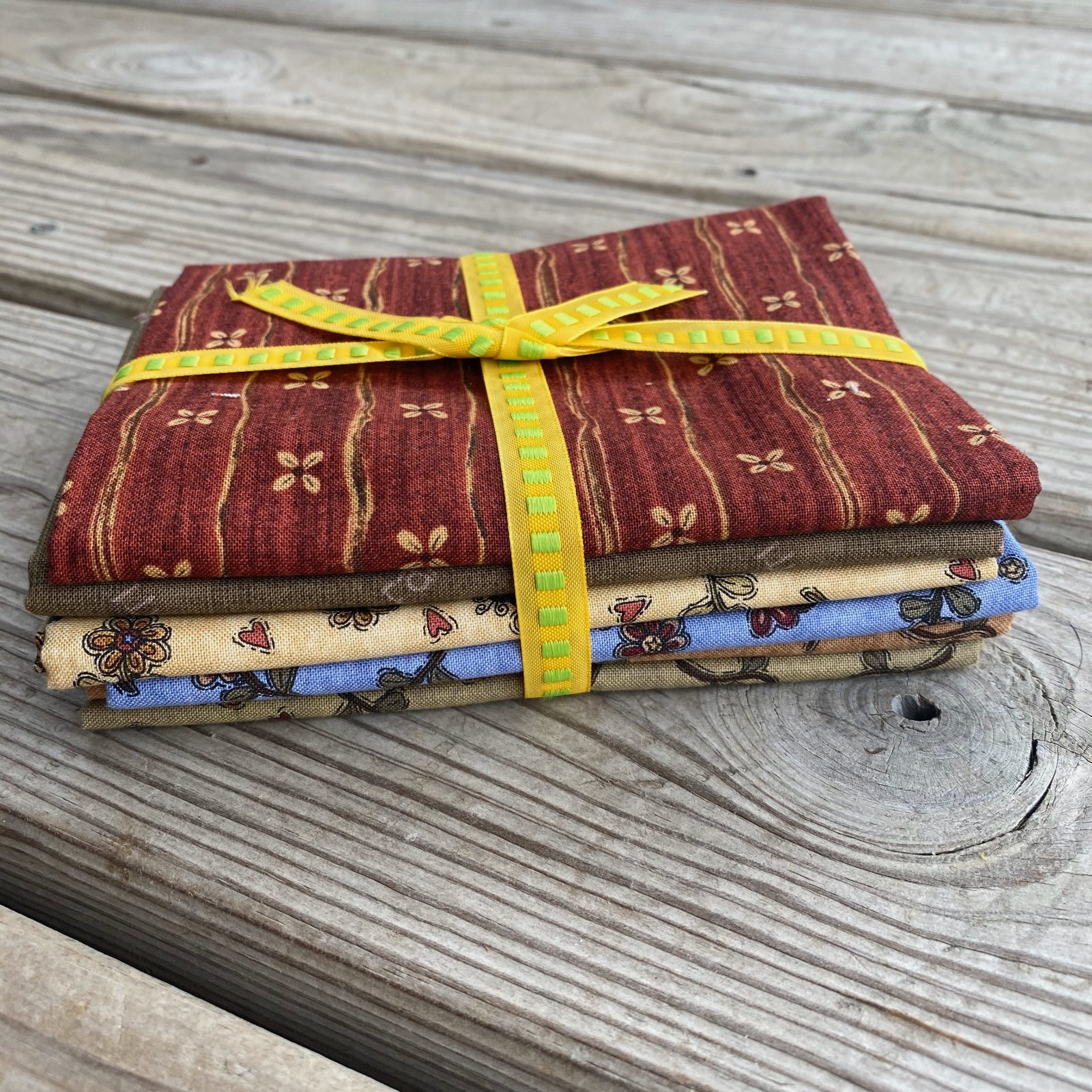 Seeds of Faith Fat Quarter Bundle
