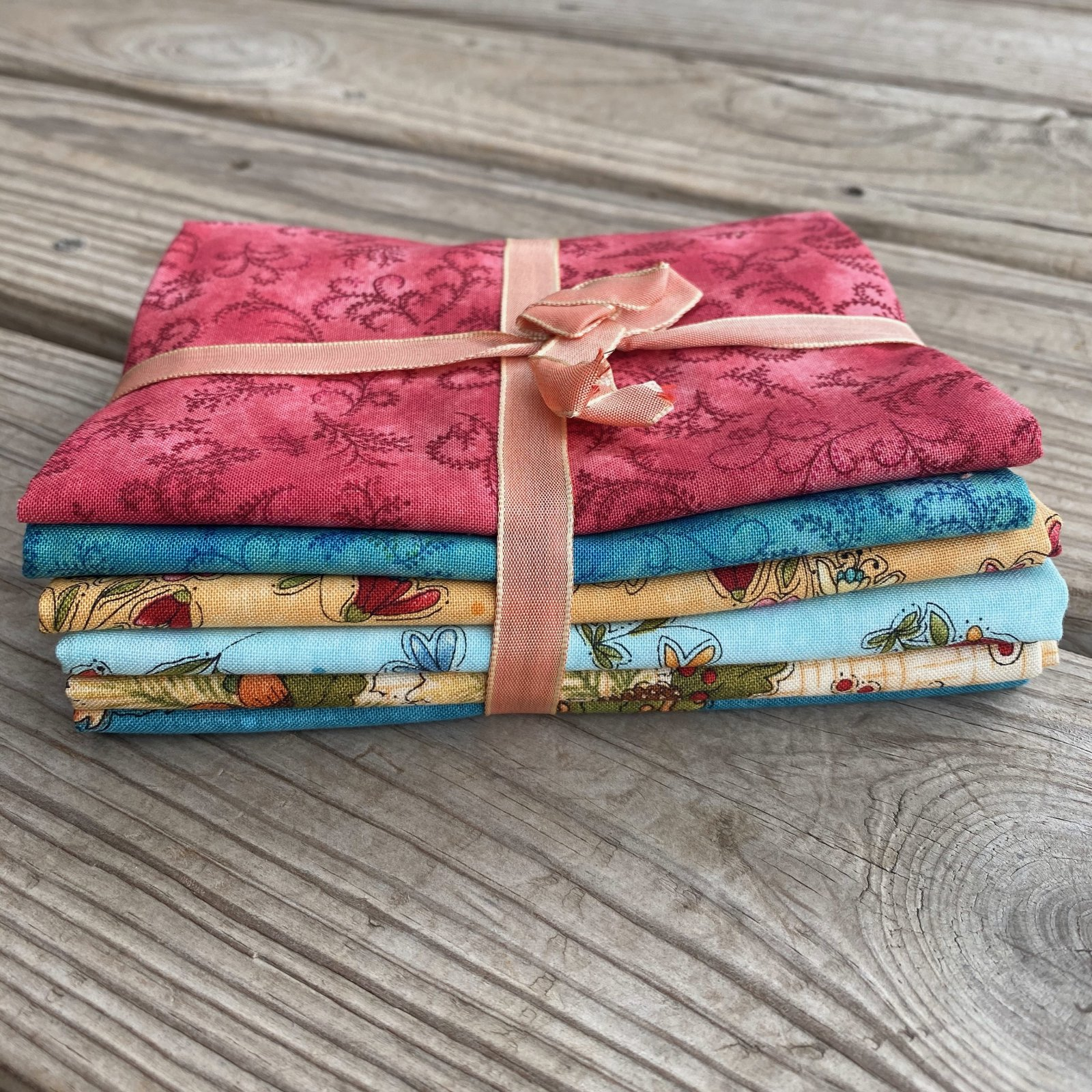 Cabin By The Lake Fat Quarter Bundle