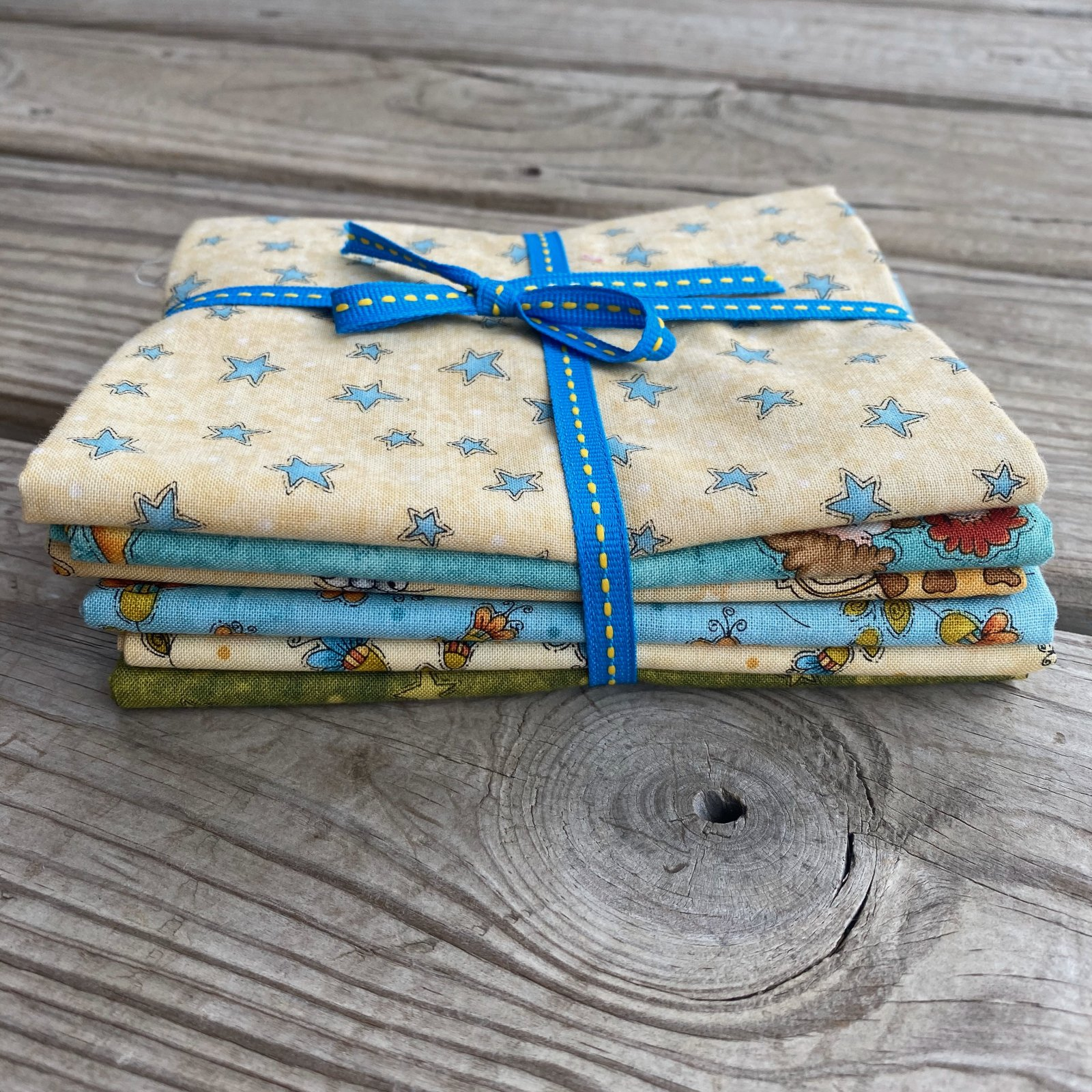 In The Beginning Fat Quarter Bundle