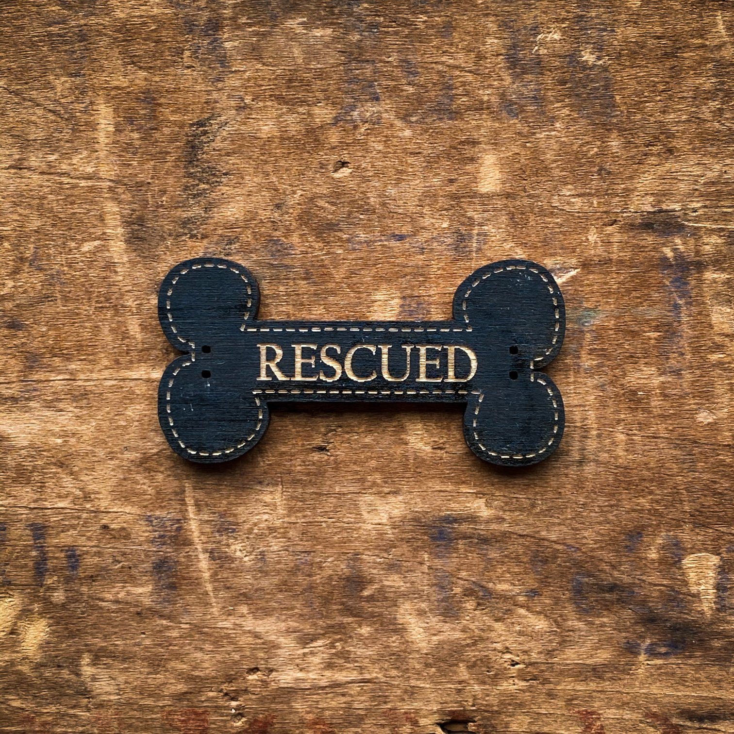Rescued Bone Buttons