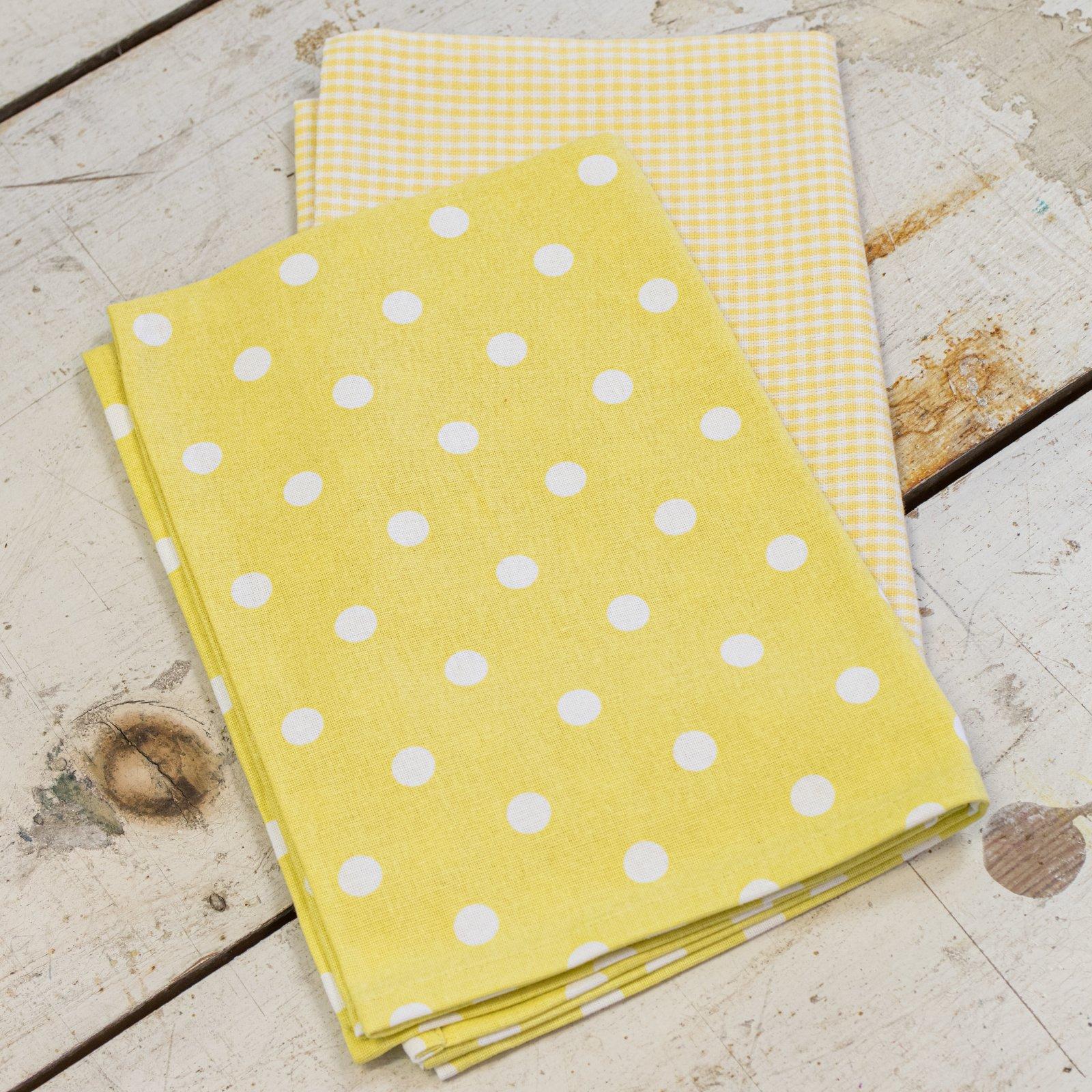 Yellow Towel Bundle