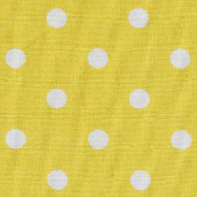 Tea Towel Polka Dot Yellow