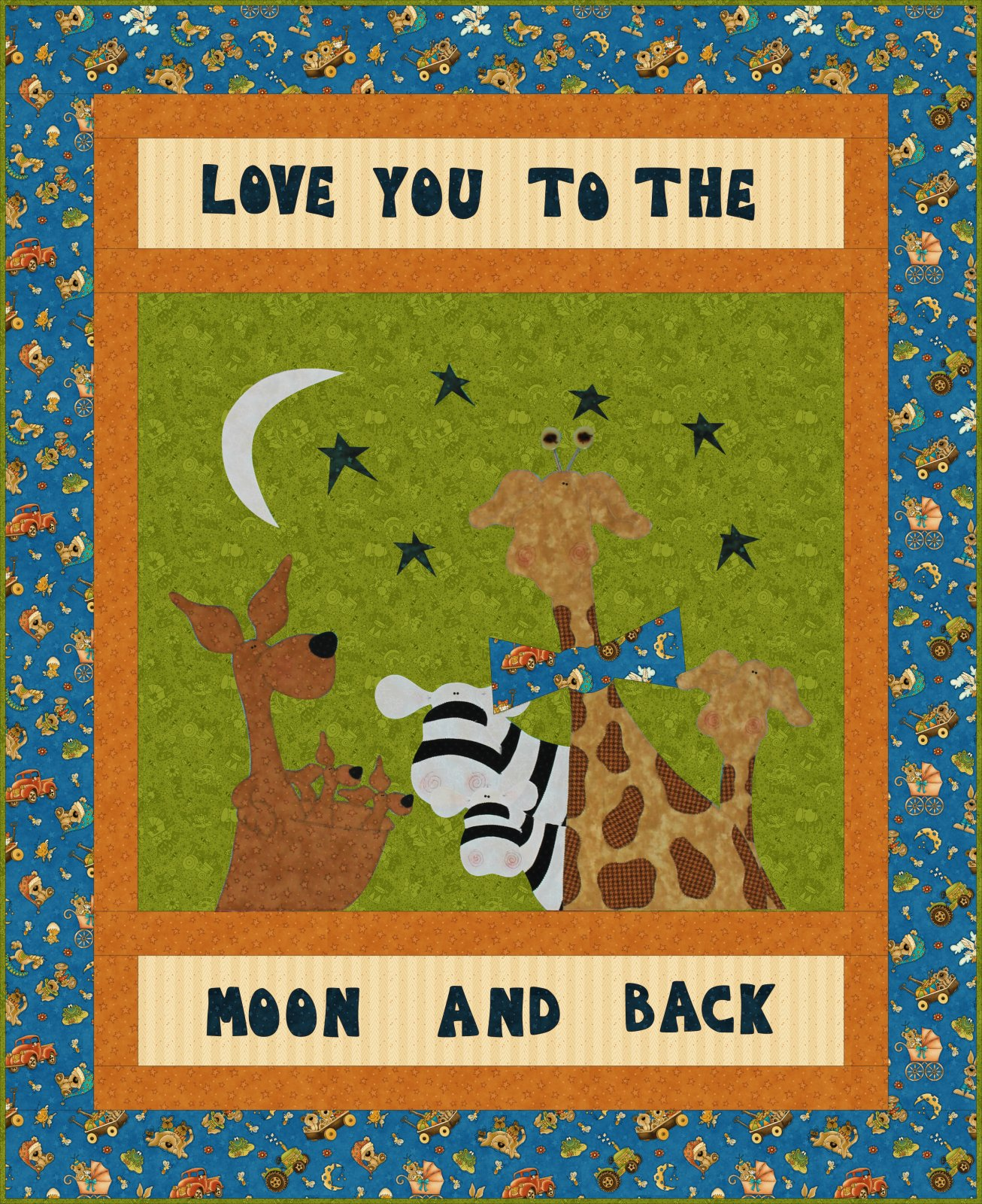 Love You to the Moon and Back - 1