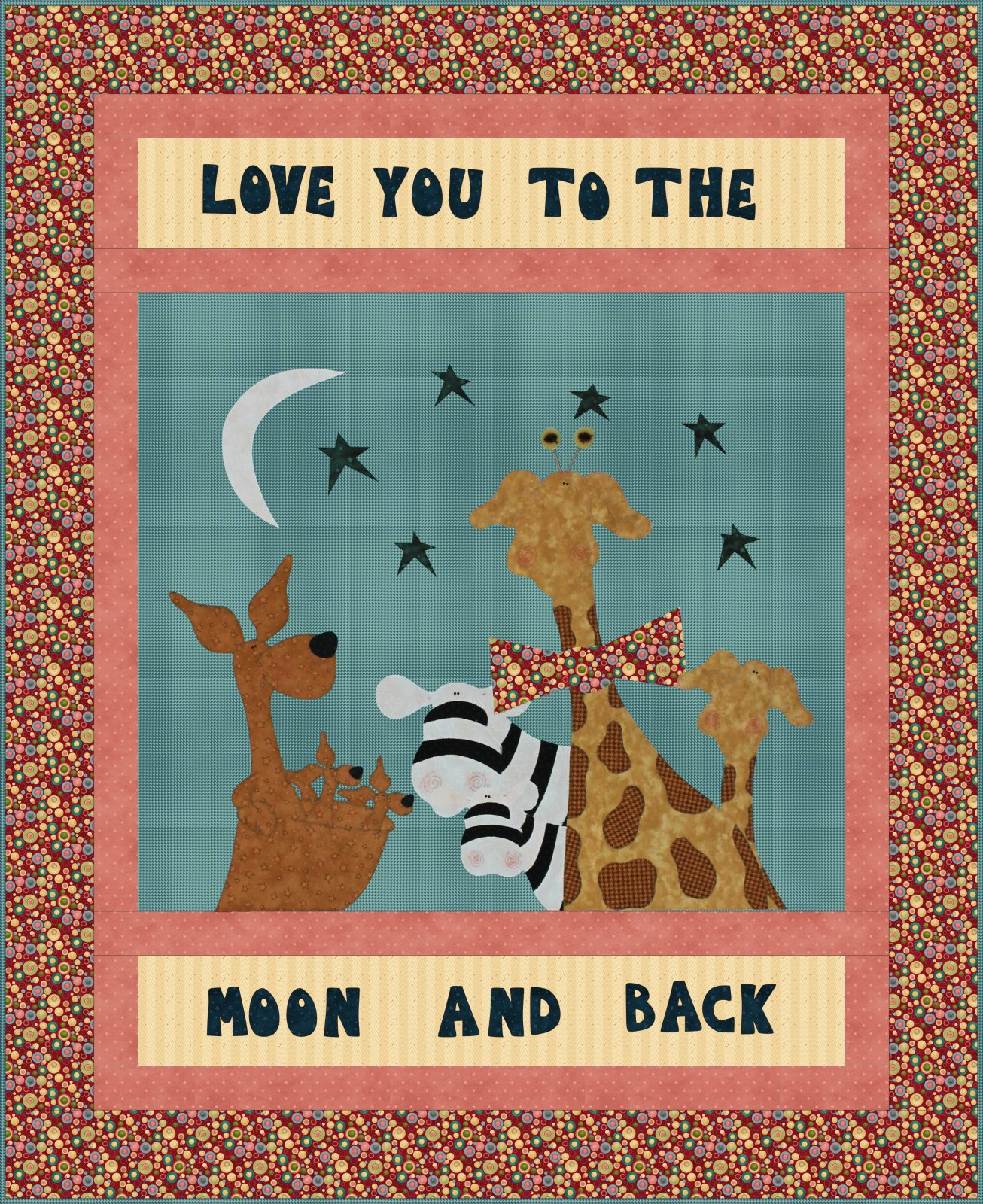 Love You to the Moon and Back - 2