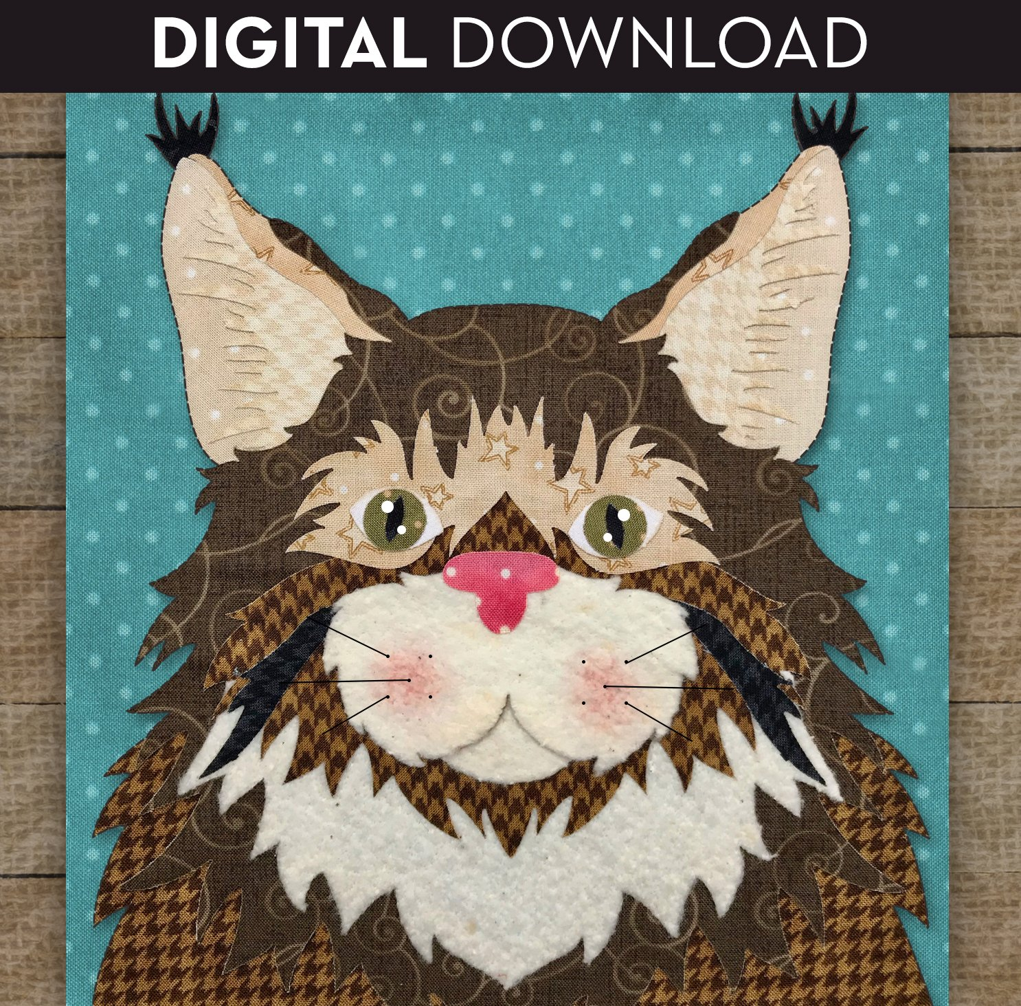 Maine Coon Cat - Download