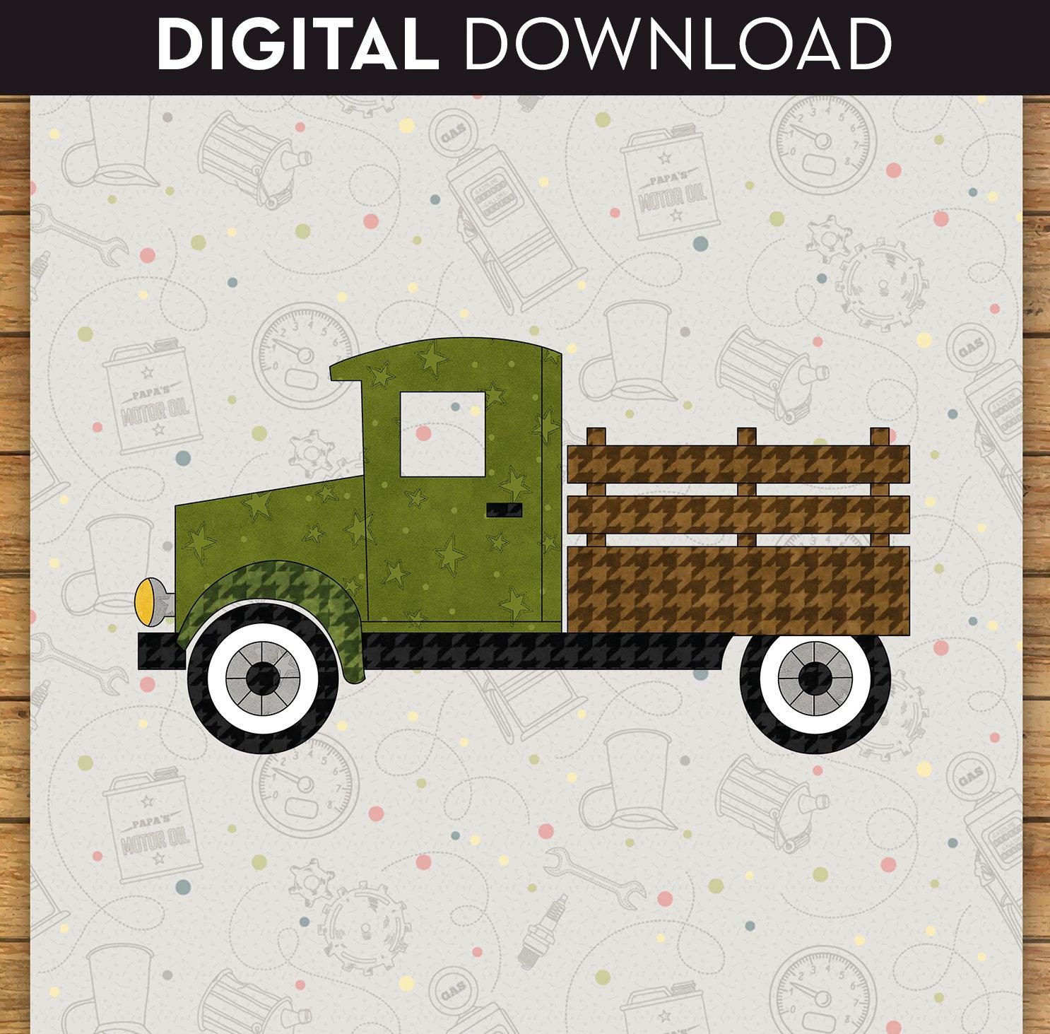 Market Truck - Download
