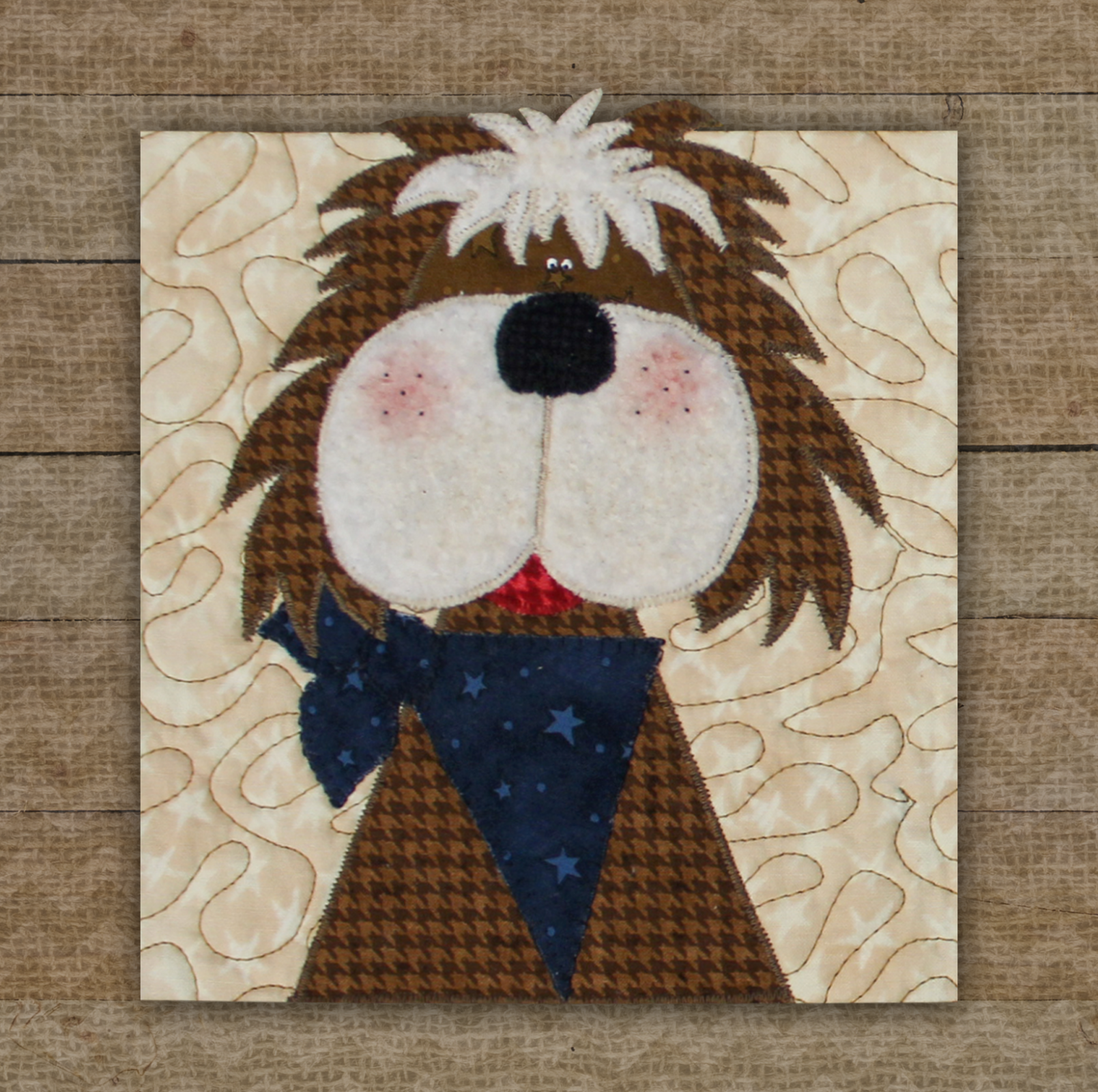 Mutt Dog - Pattern