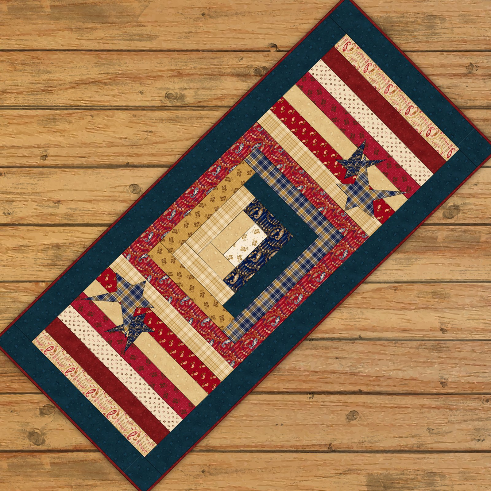Patriotic Table Topper