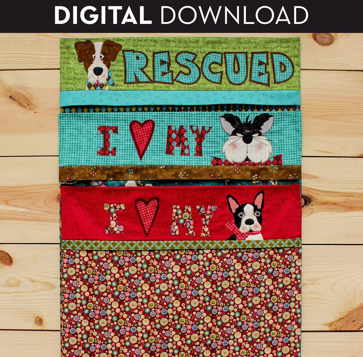 Pet Pillowcase - Download