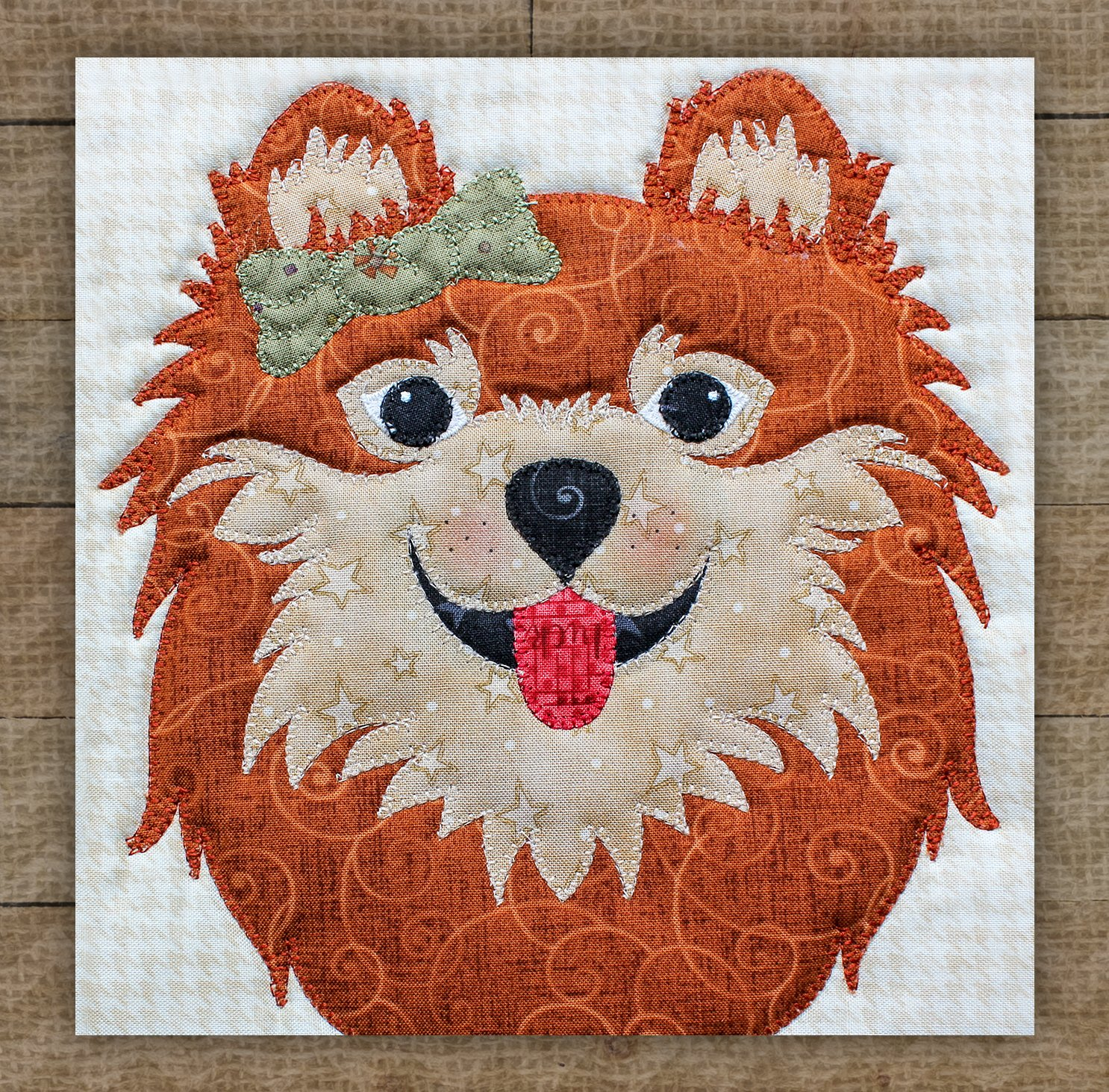 Pomeranian - Pattern