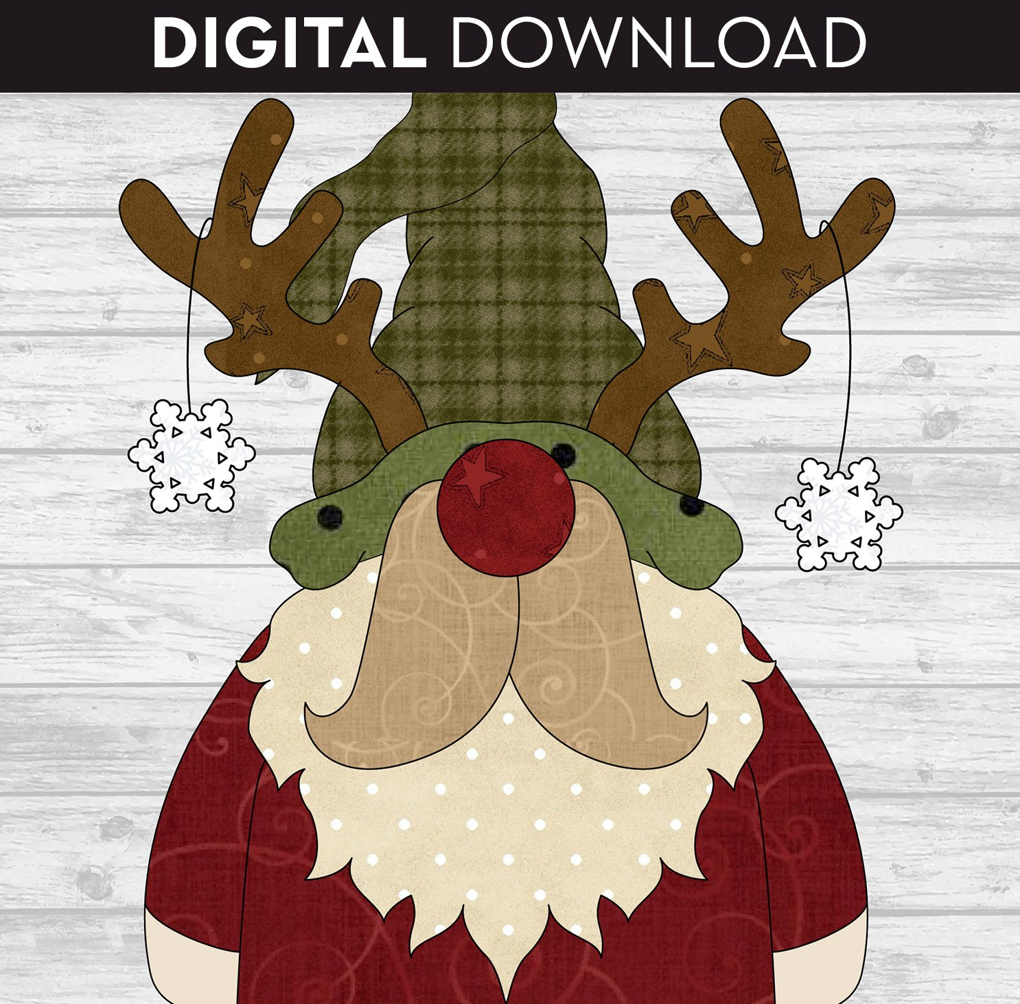 Reindeer Gnome - Download