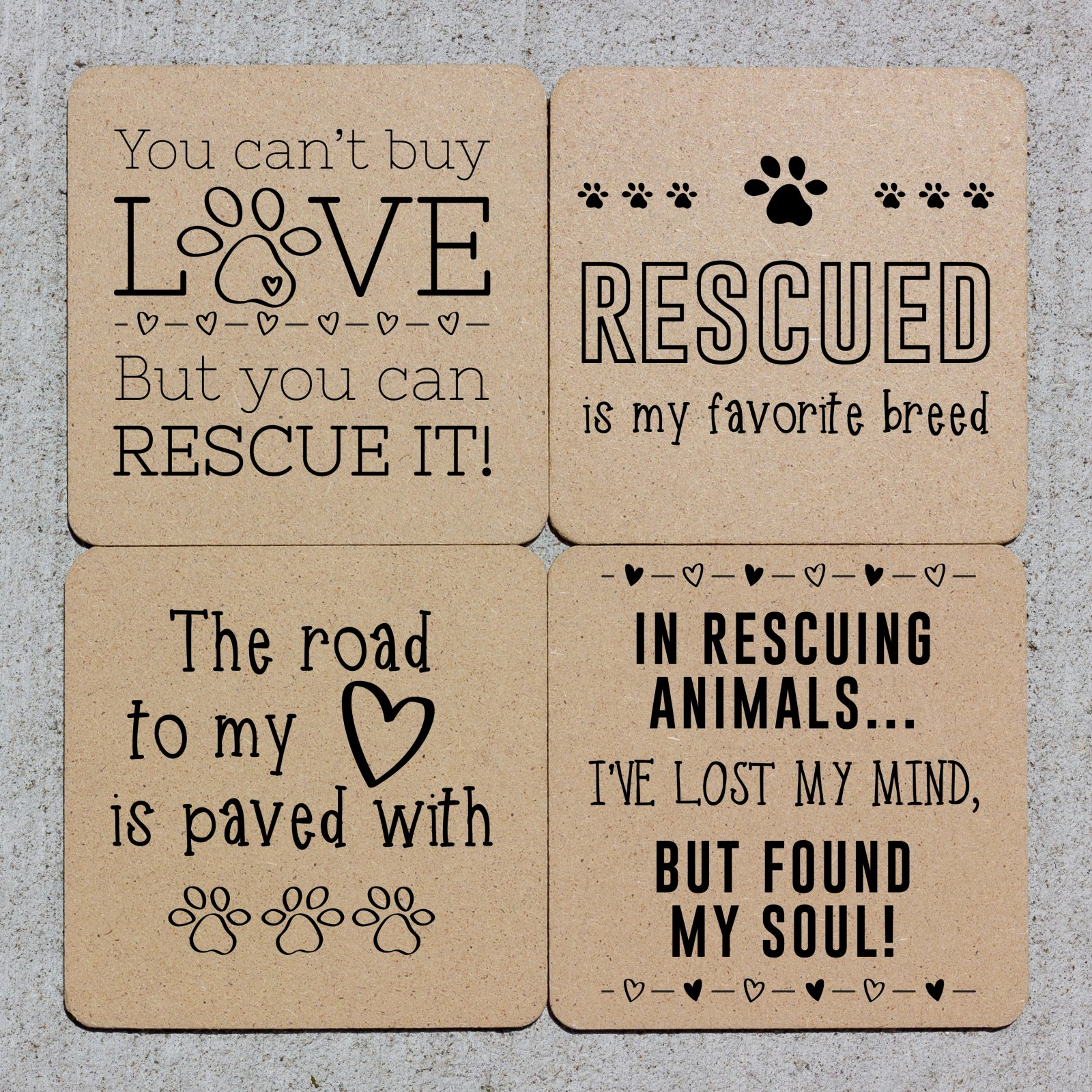 Rescued Coasters