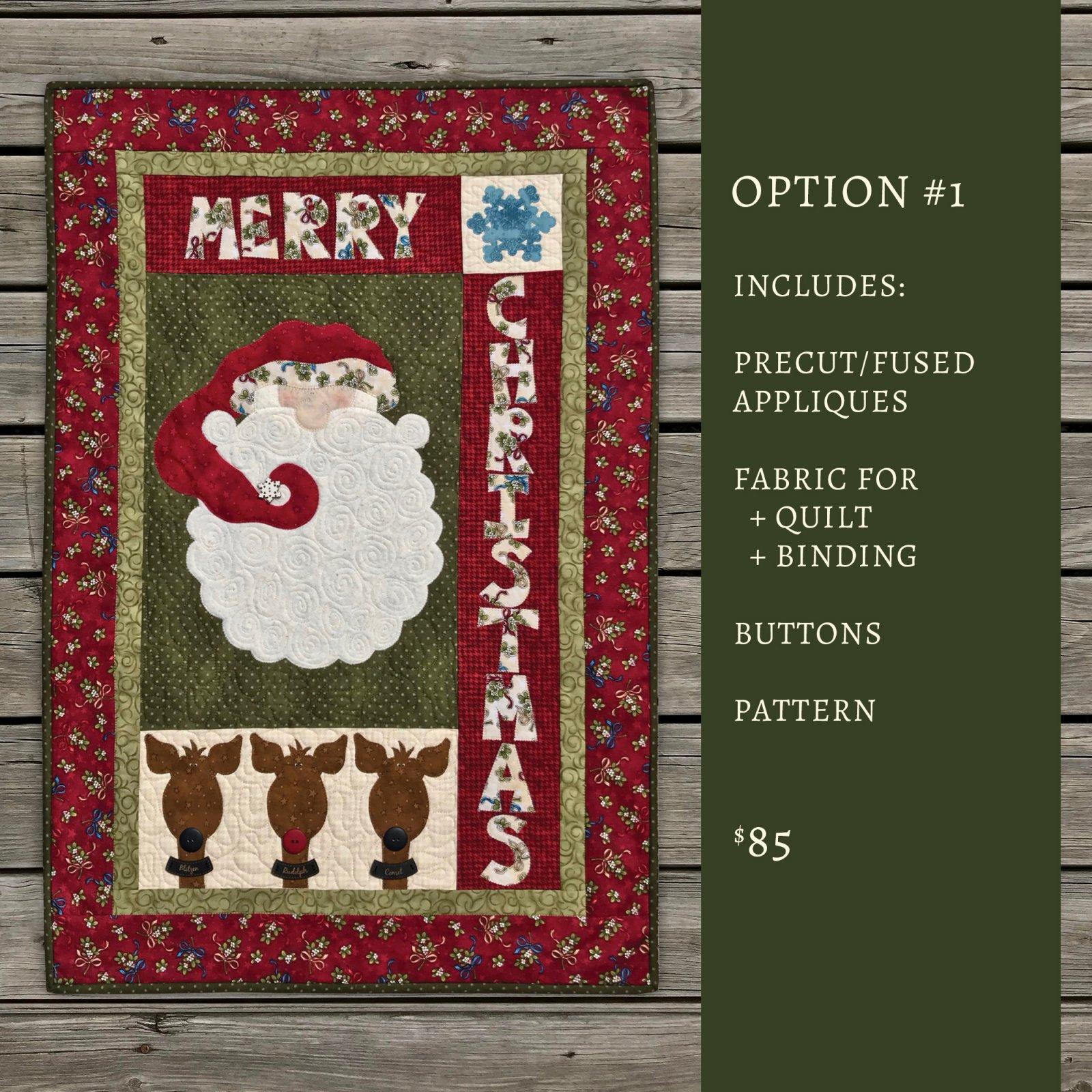 Santa & Friends Kit