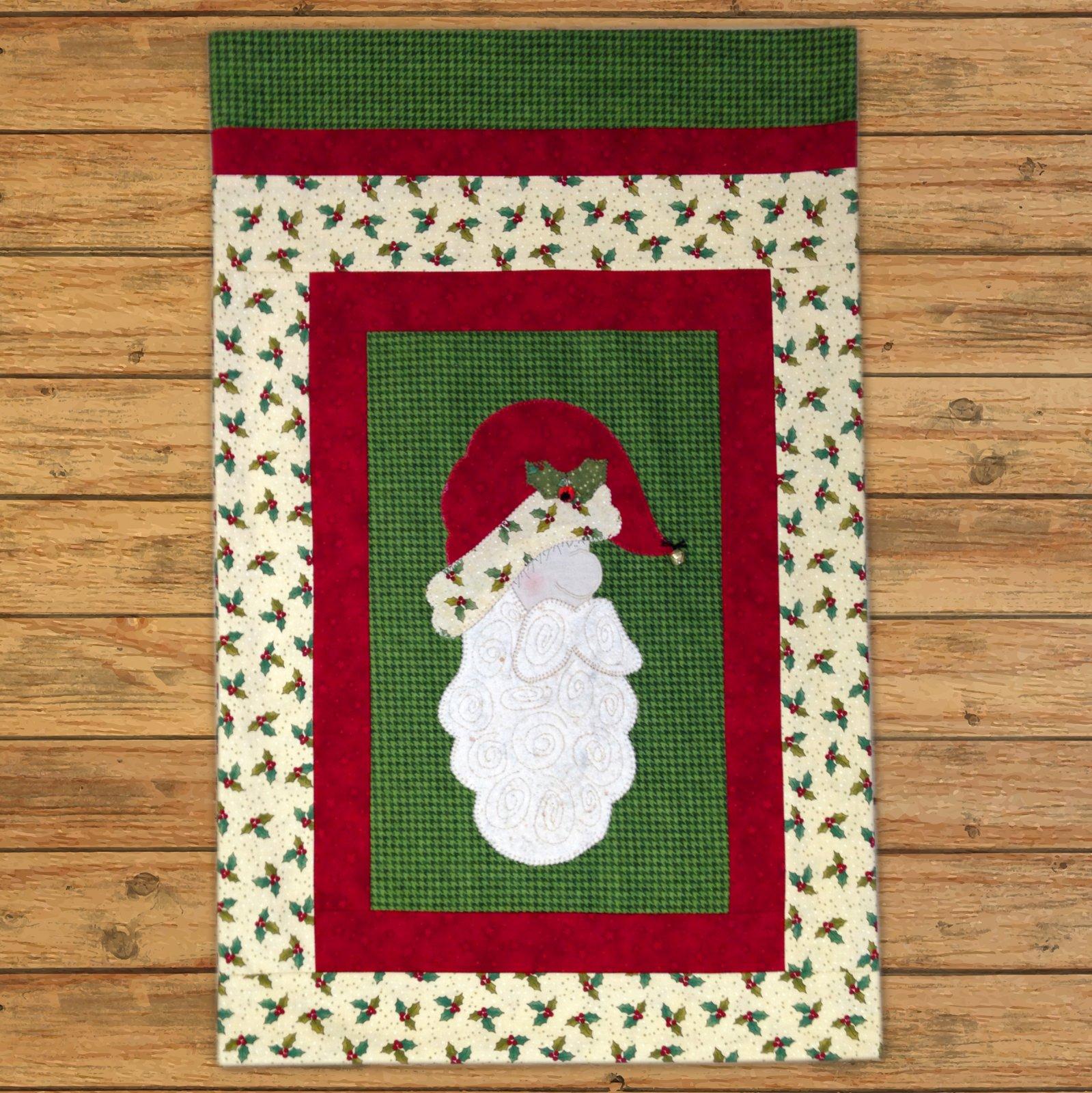Santa Pillow Pattern