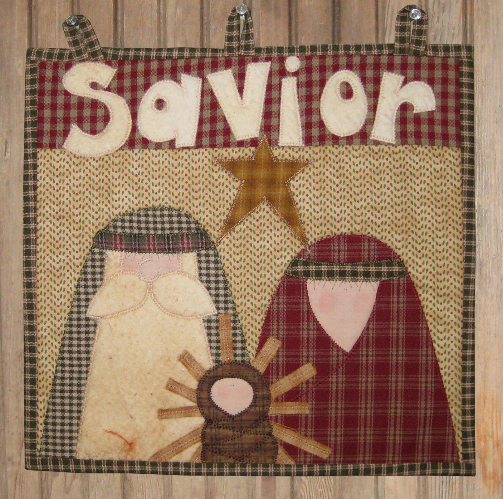Savior Button-On Kit