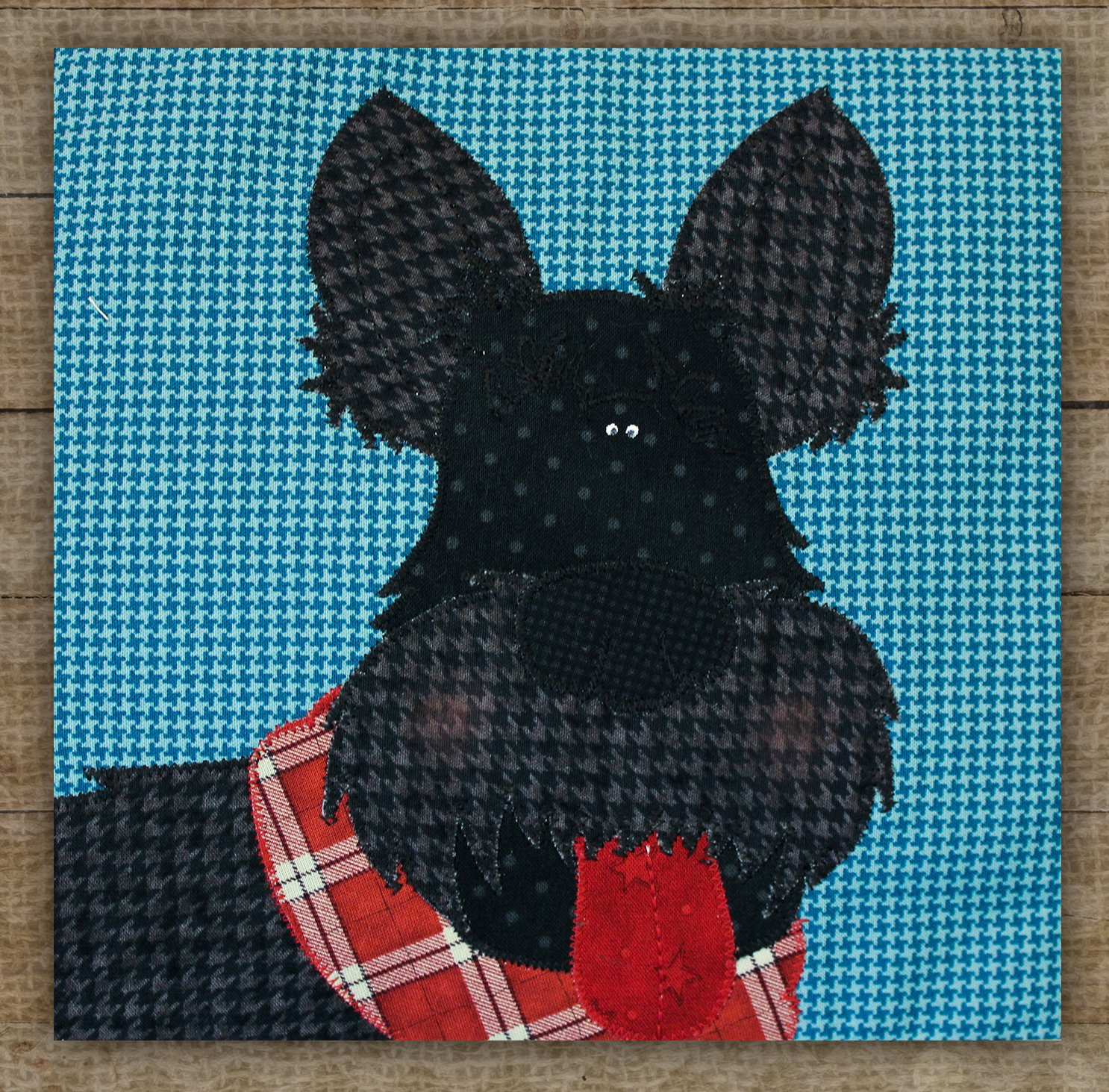 Scottish Terrier - Pattern