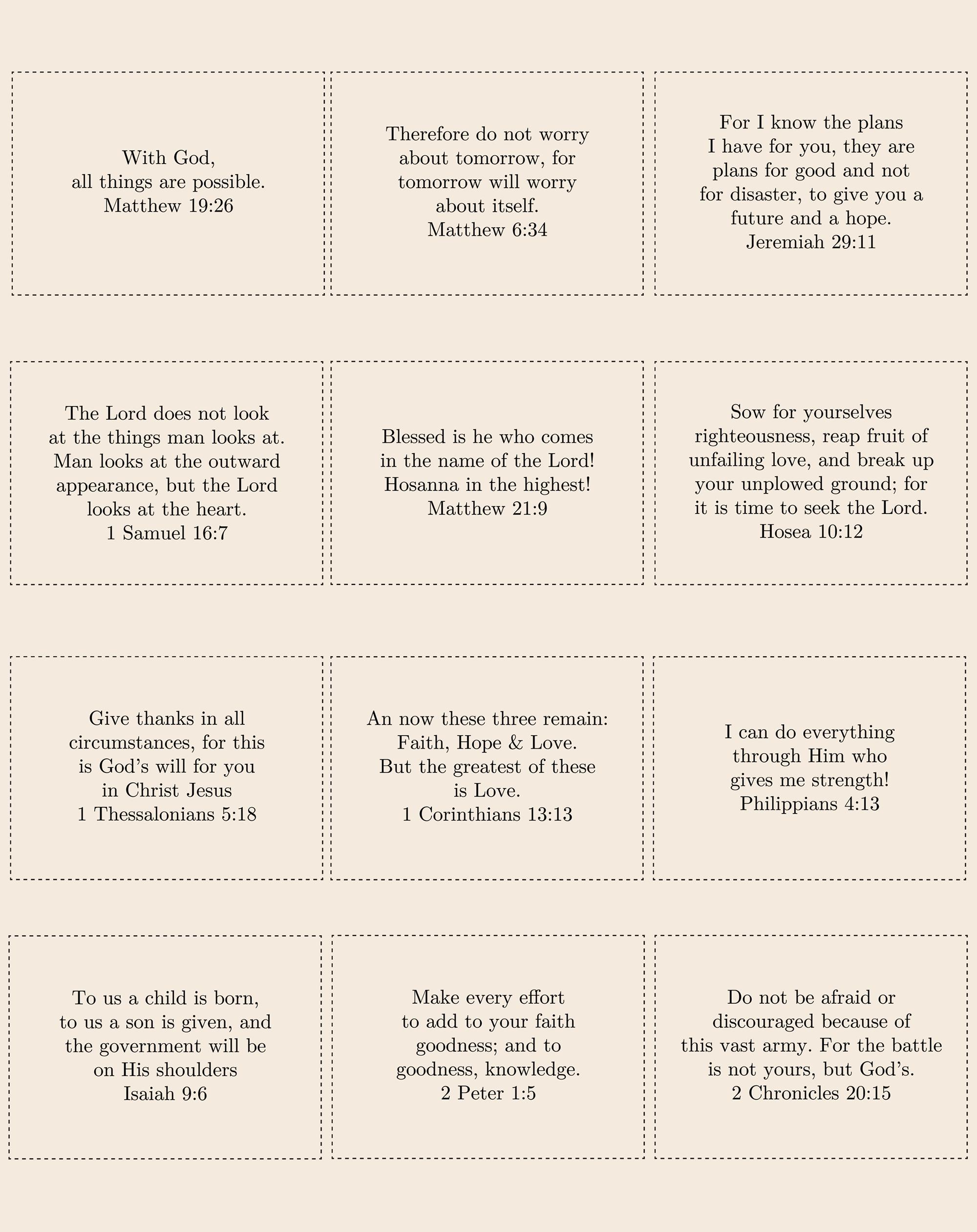 Hearts Bloom in God's Word Scripture Panels