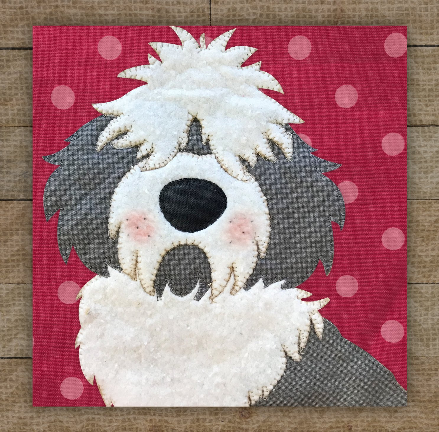 Sheepdog - Pattern