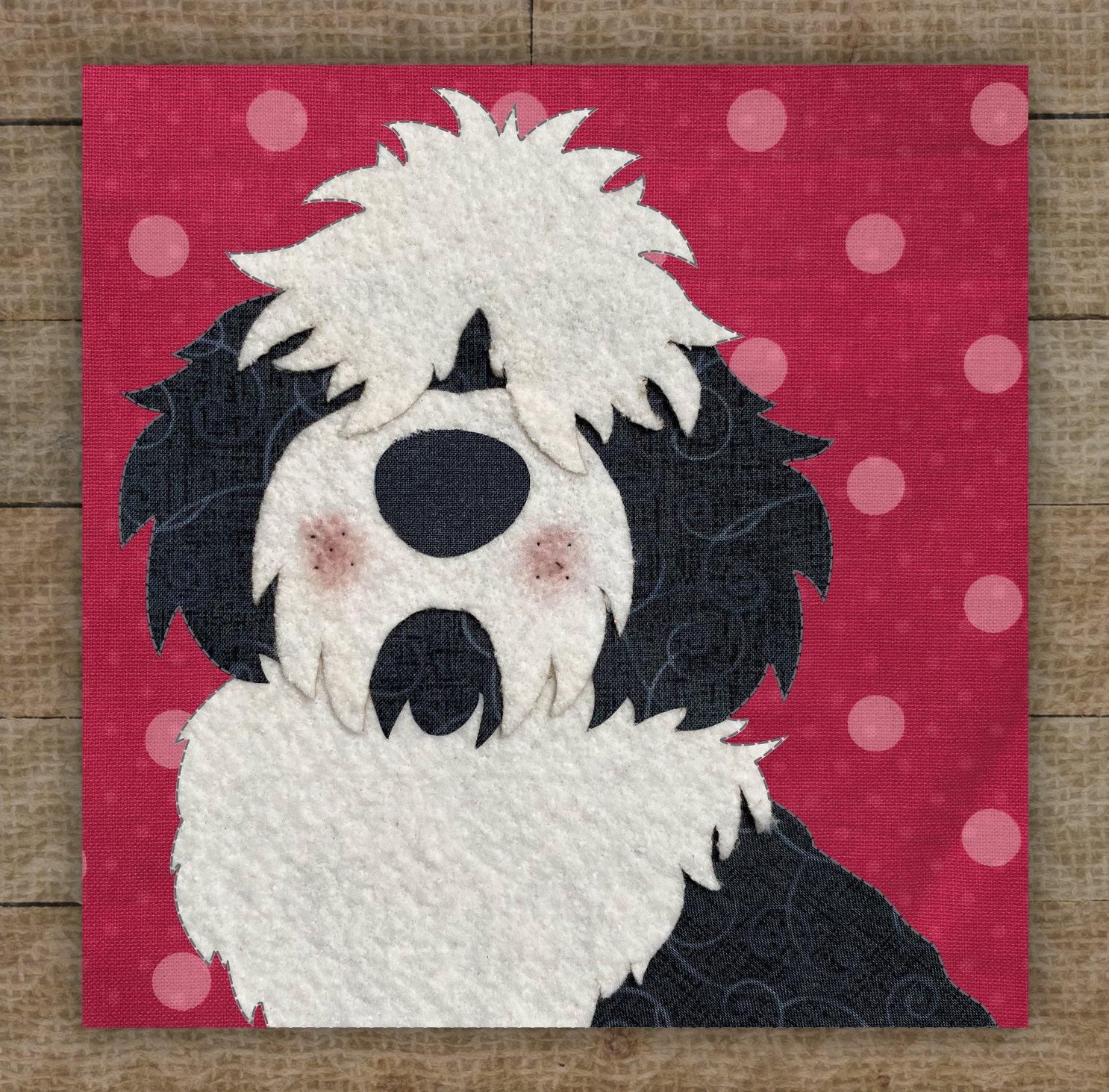 Sheepdog - Pattern